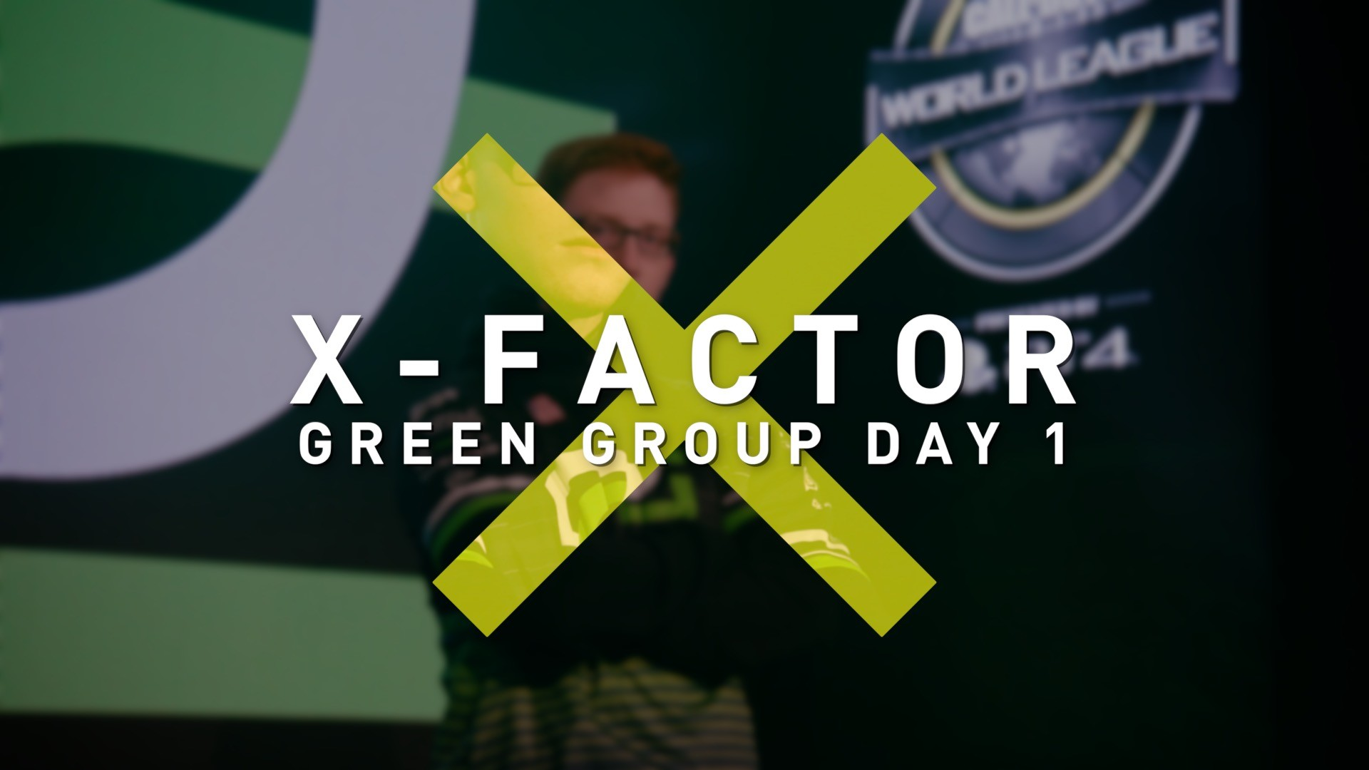 X-Factor: Green Group Day 1