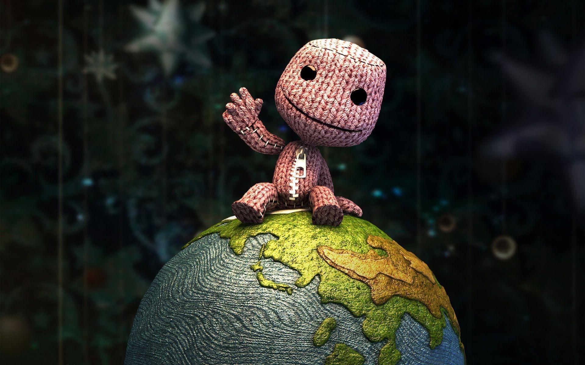 Little Big Planet, Sackboy Wallpapers HD / Desktop and Mobile Backgrounds