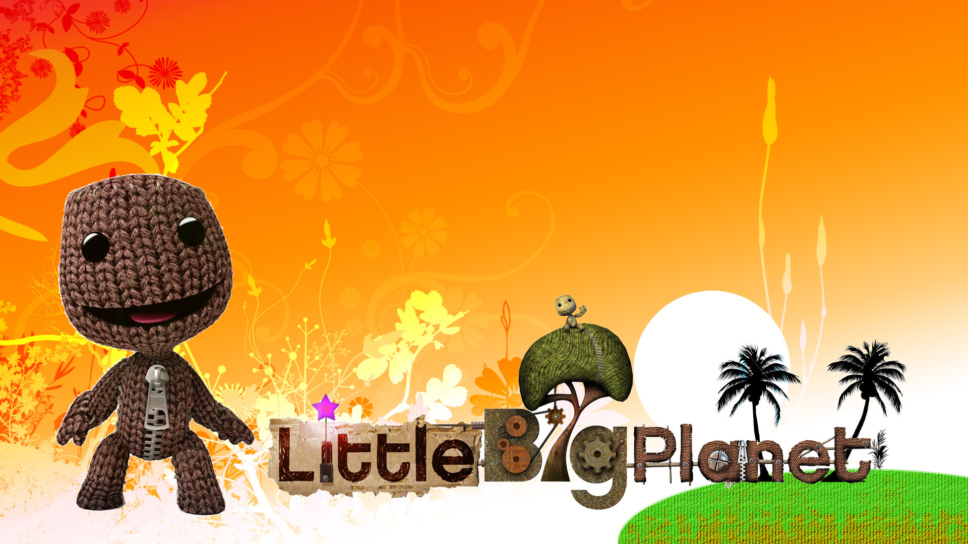Little Big Planet Sackboy wallpaper – 280763
