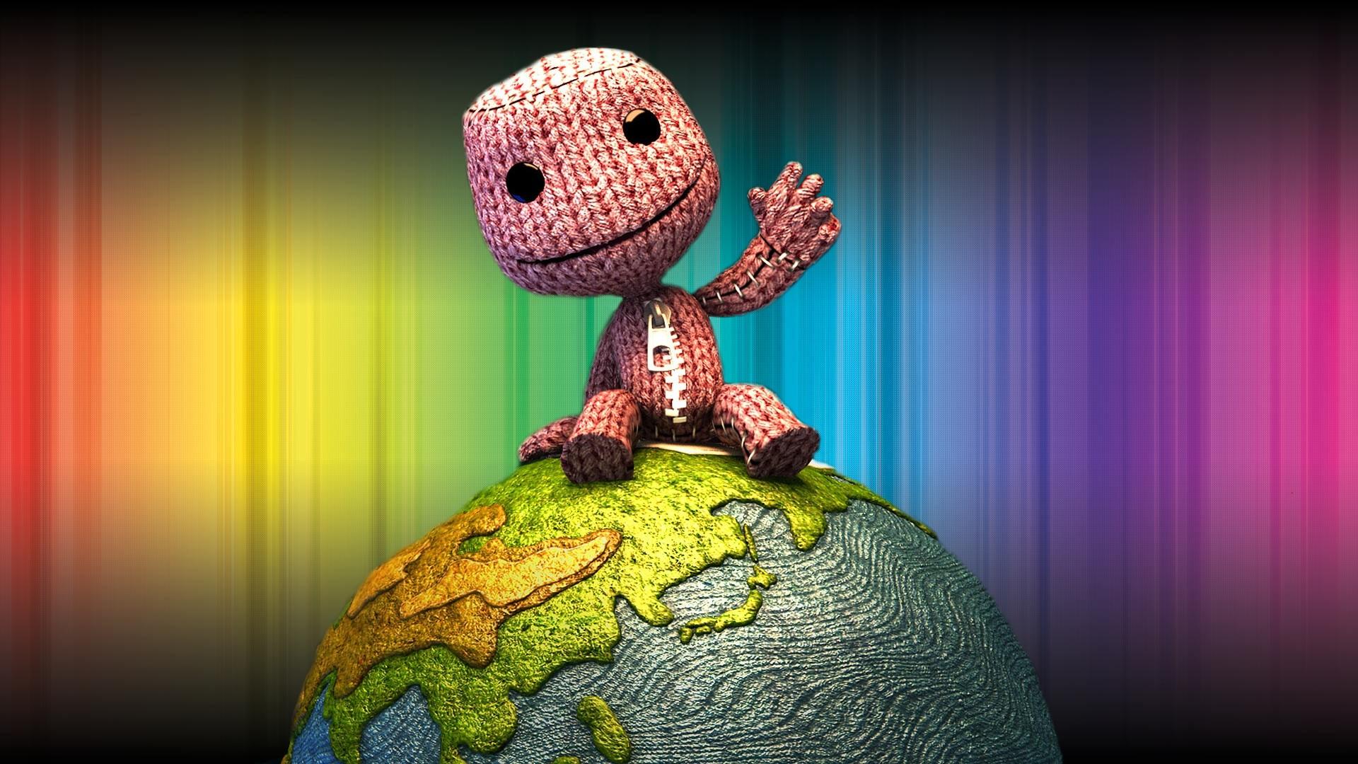 little big planet by megustadeviantart fan art wallpaper games 2012 .