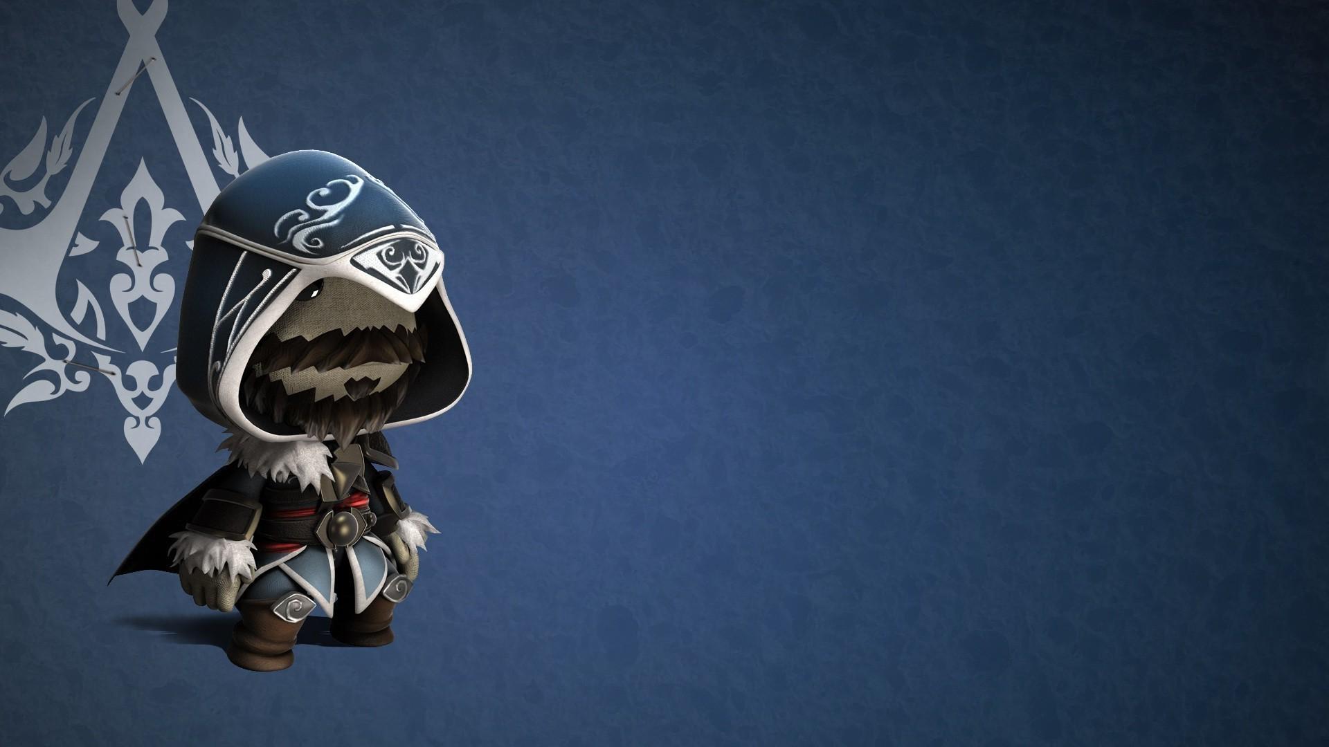 Little Big Planet, Sackboy, Assassins Creed Wallpapers HD / Desktop and  Mobile Backgrounds