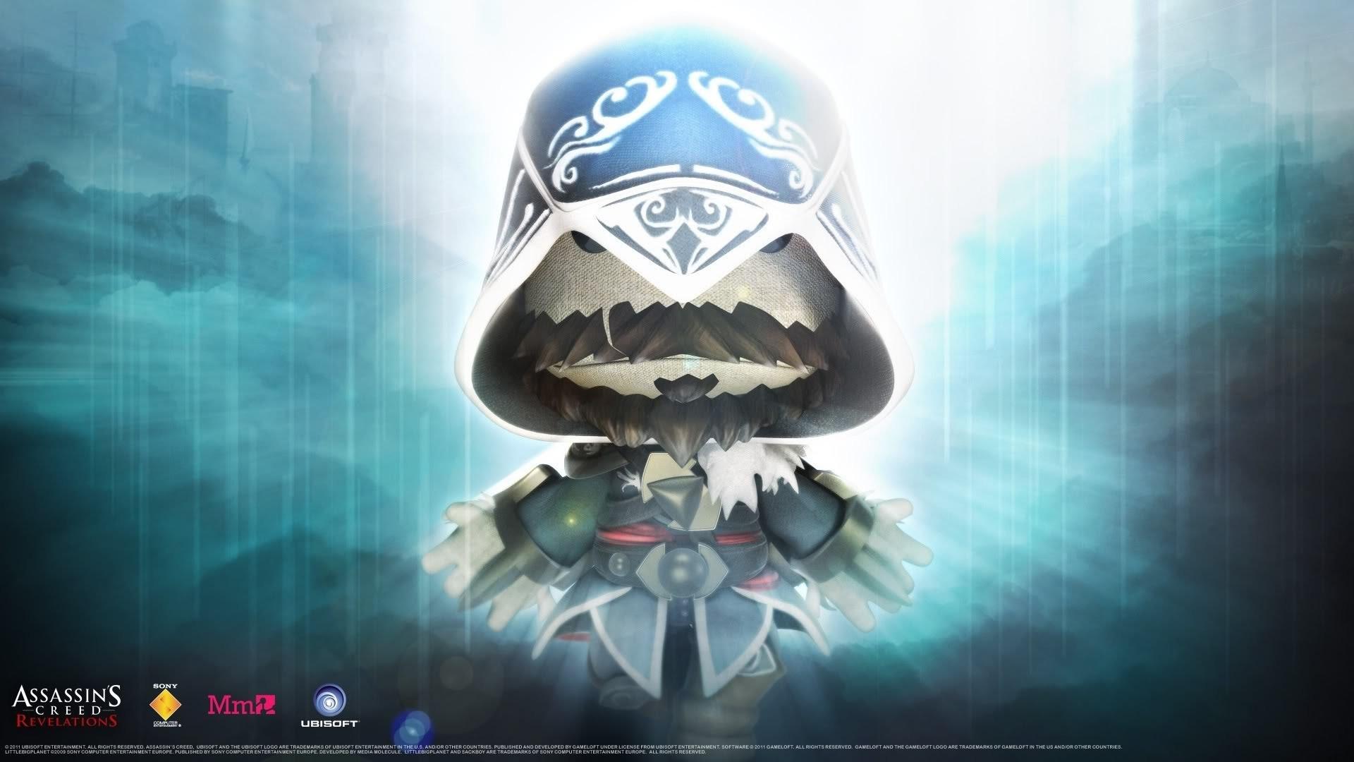Little Big Planet 2 – Assassin's Creed Revelations: Ezio Sackboy Costume  Gameplay – YouTube