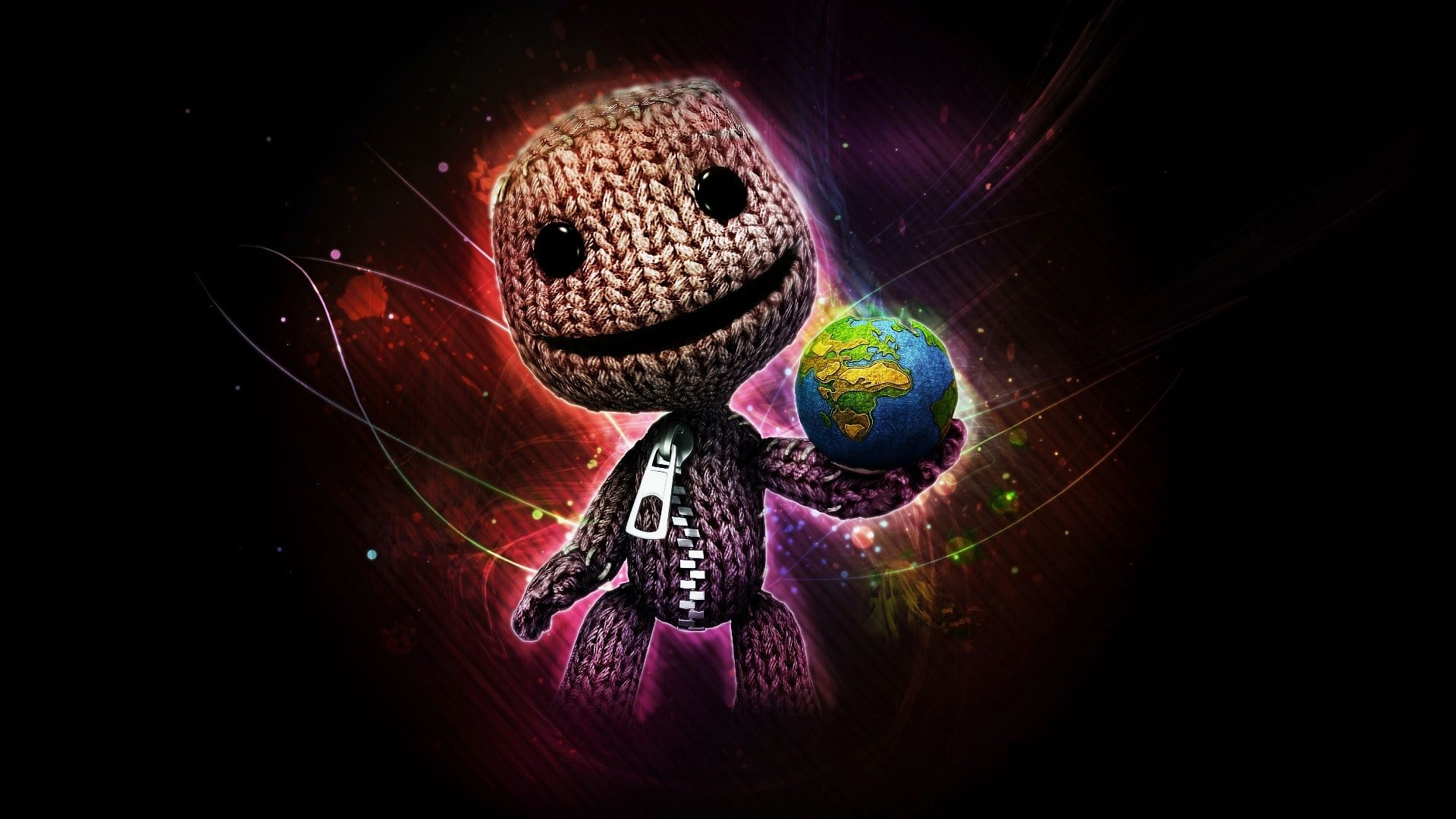 """Download the following Little Big Planet Wallpaper 3009 by clicking the  button positioned underneath the """""""