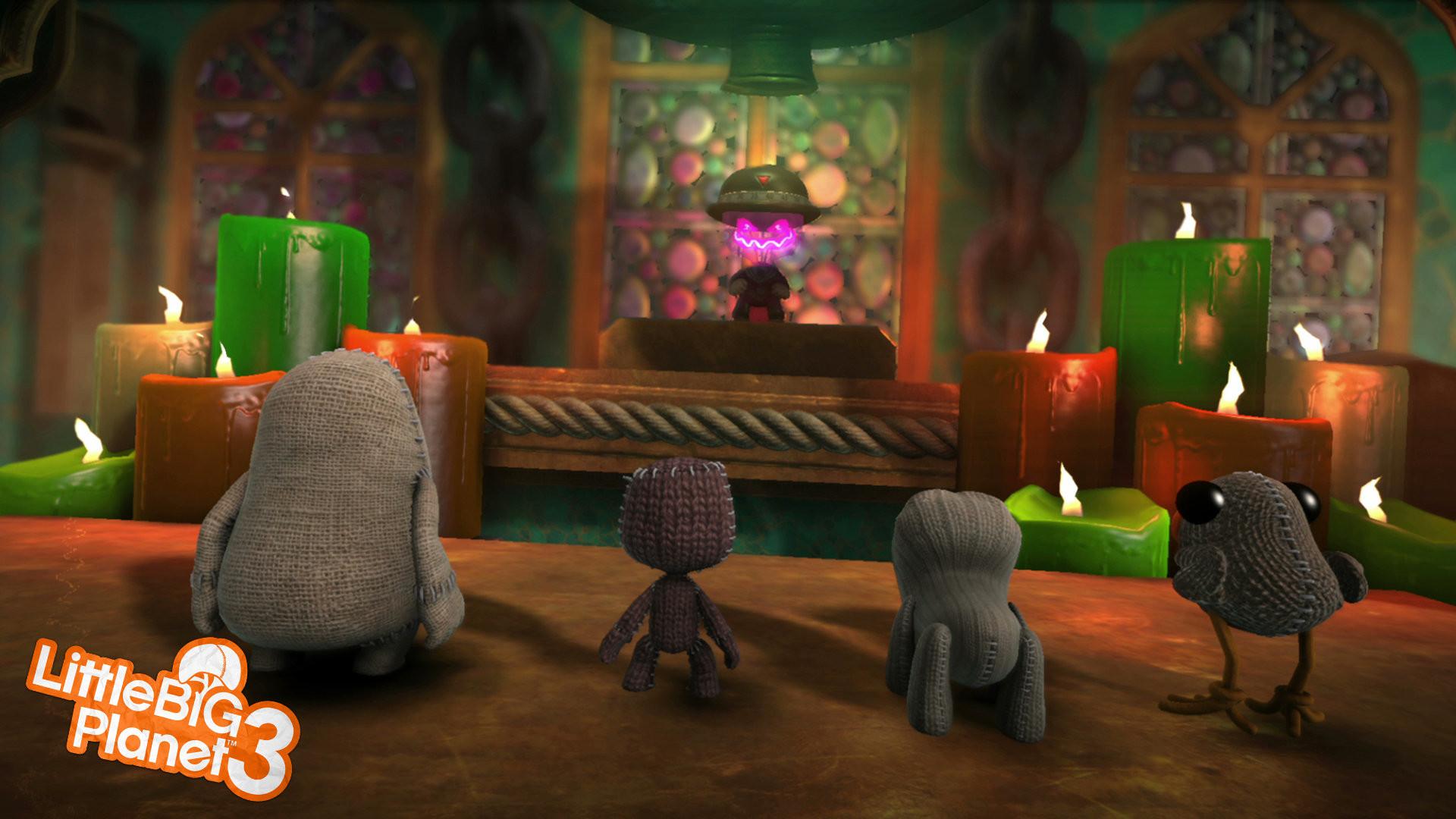 LittleBigPlanet 3 Screenshot 5
