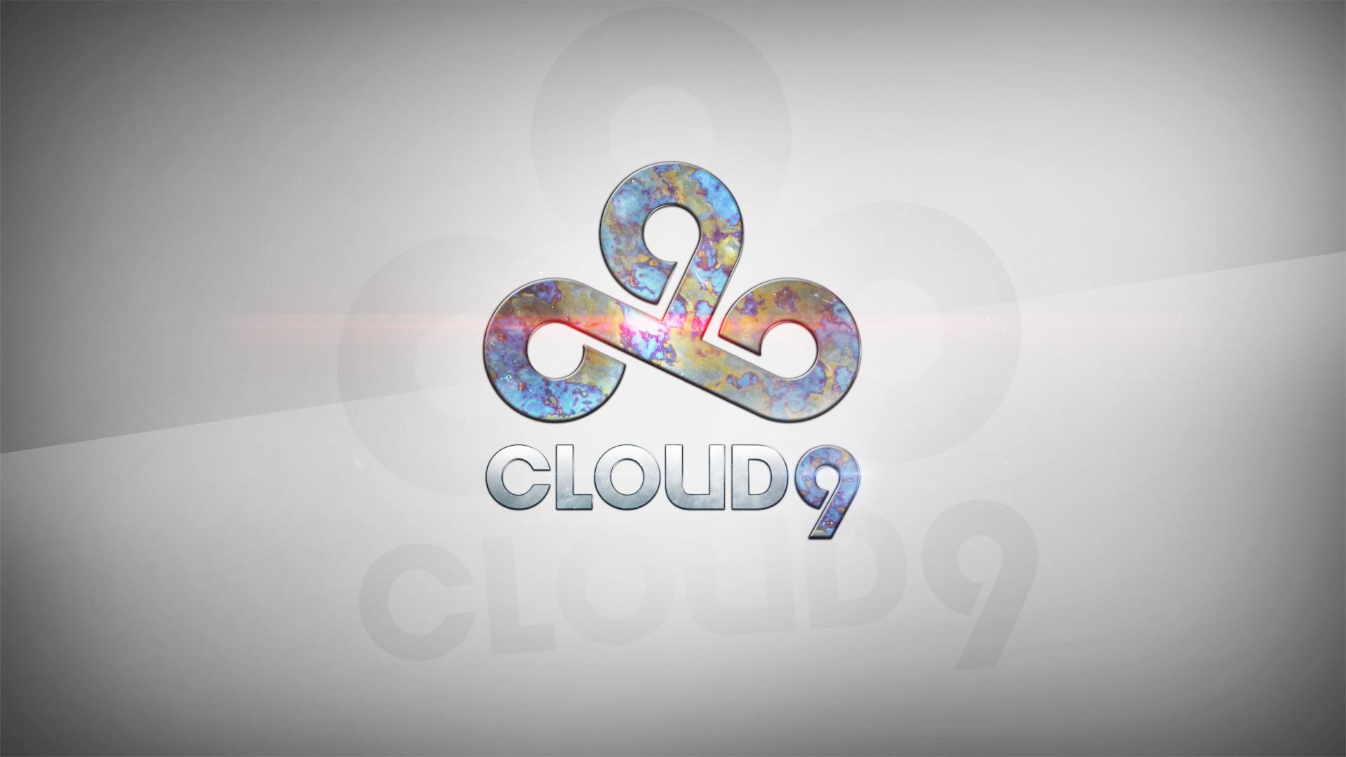 Cloud 9 CS:GO wallpaper (case hardened)