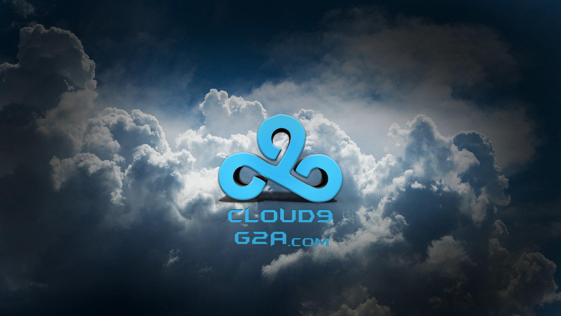 Cloud9 Background HD by zexera Cloud9 Background HD by zexera