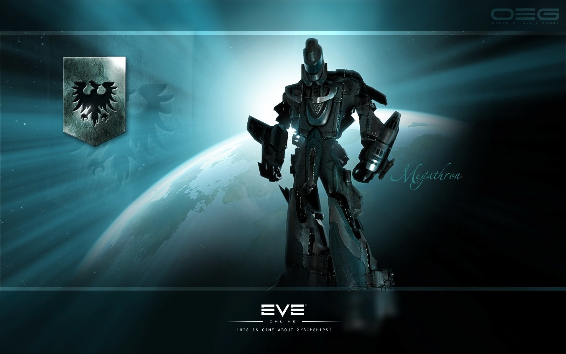 EVE Online · HD Wallpaper | Background ID:102427
