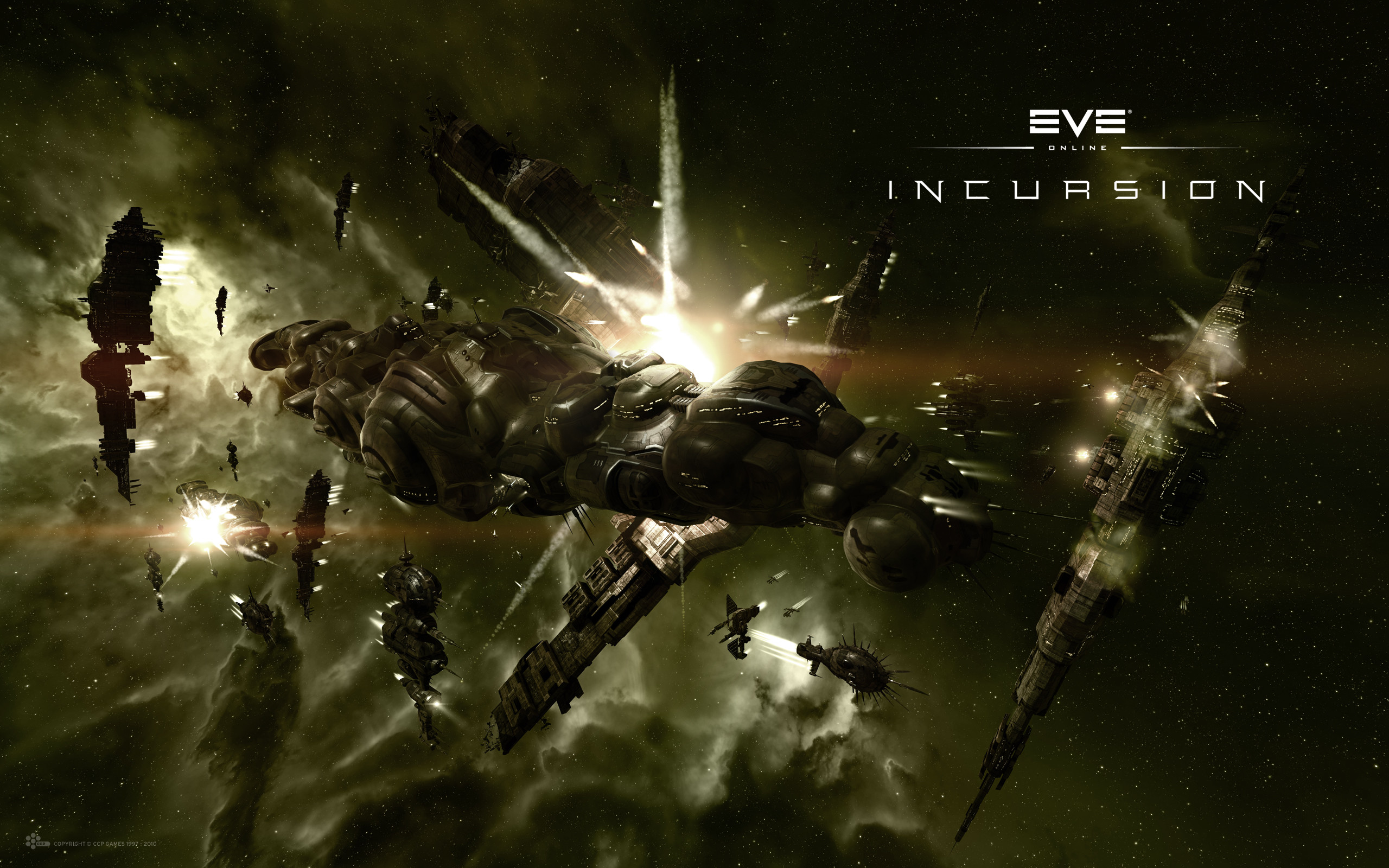 HD Wallpaper | Background ID:96255. Video Game EVE Online