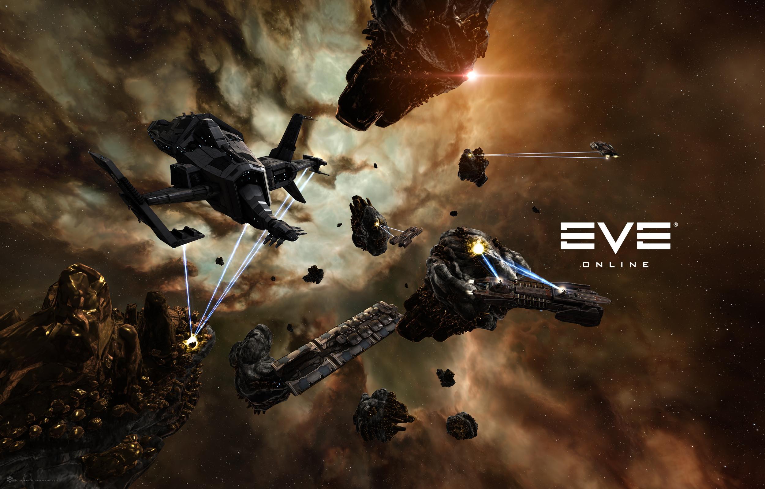 Eve Online: Target Sighted Desktop Background. Download …