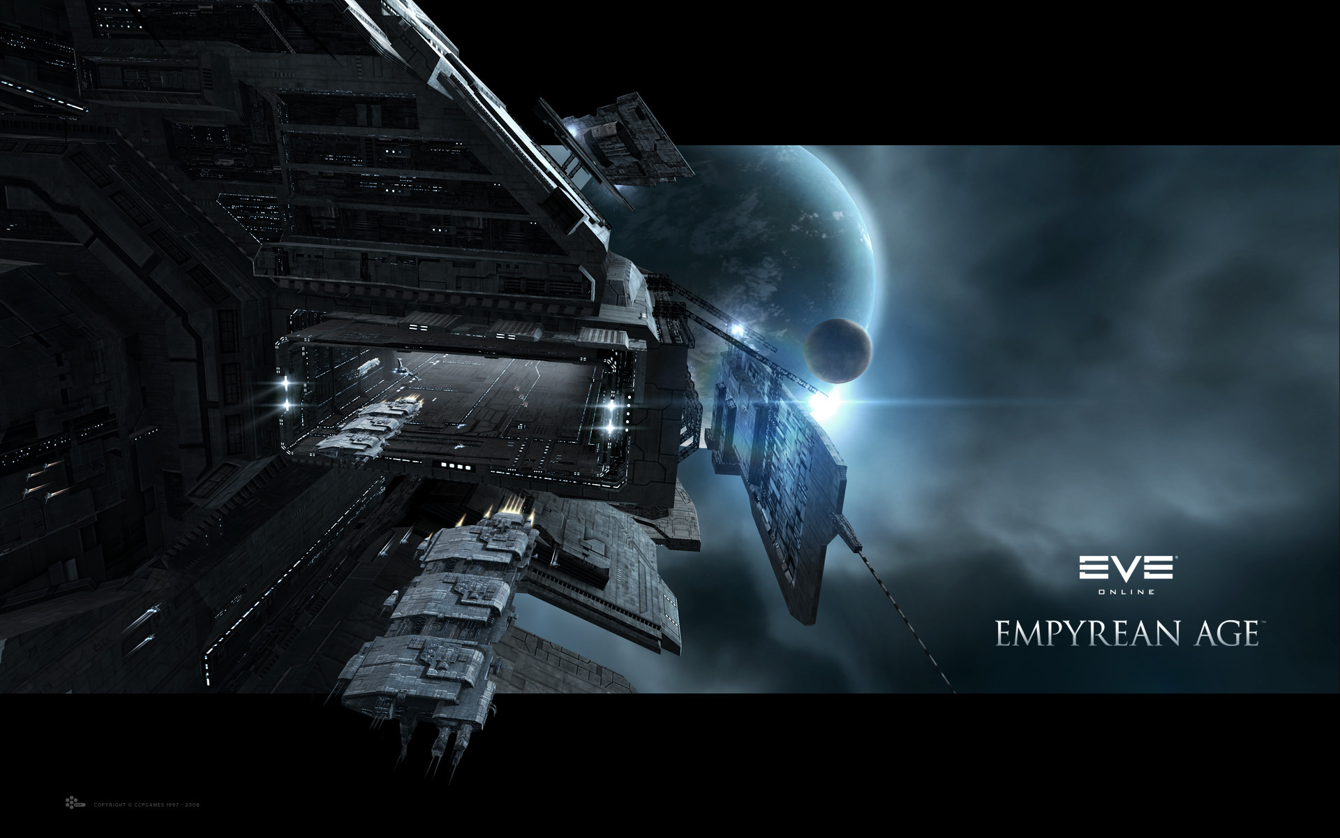 Video Game – EVE Online Wallpaper