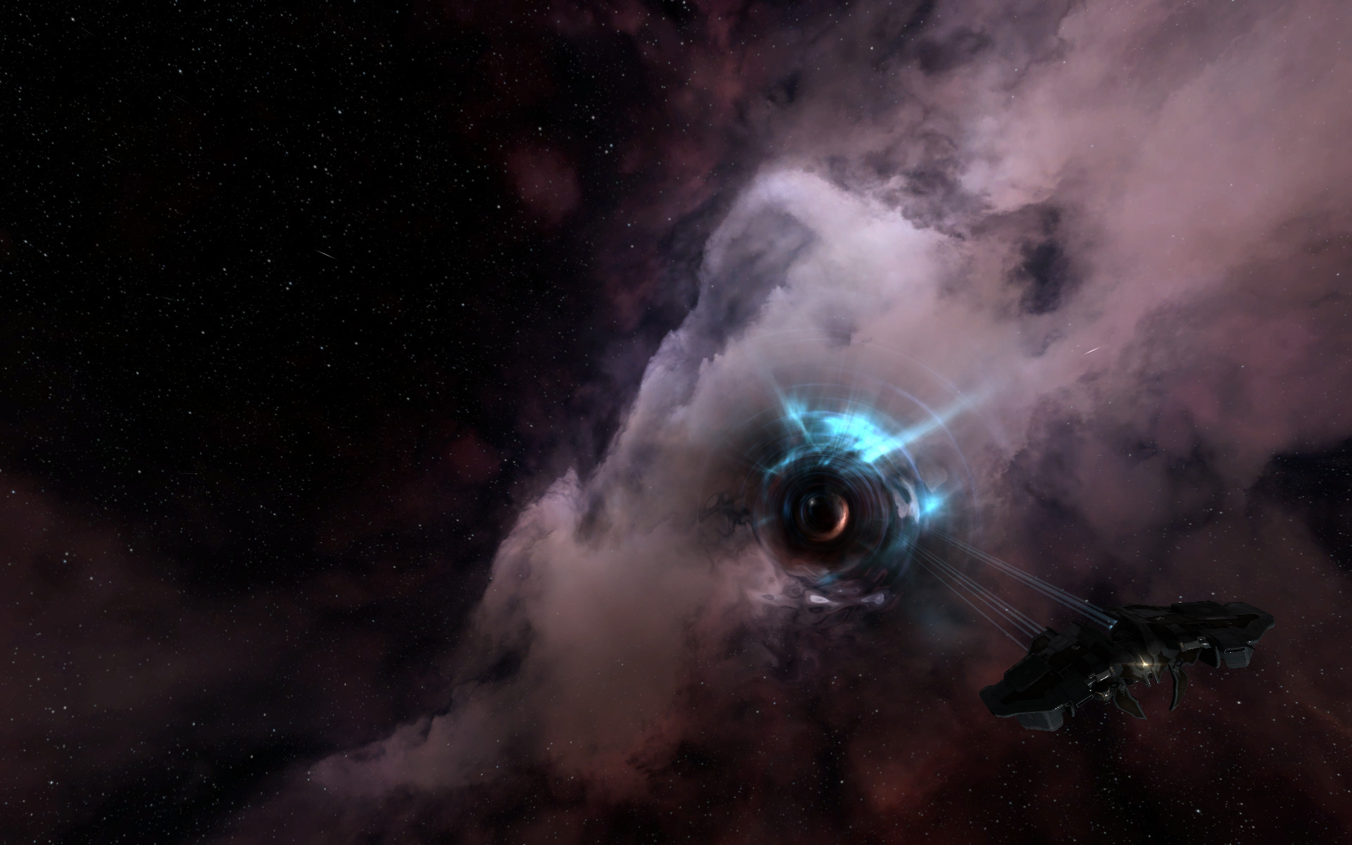 A visual update of Wormhole space with Oceanus