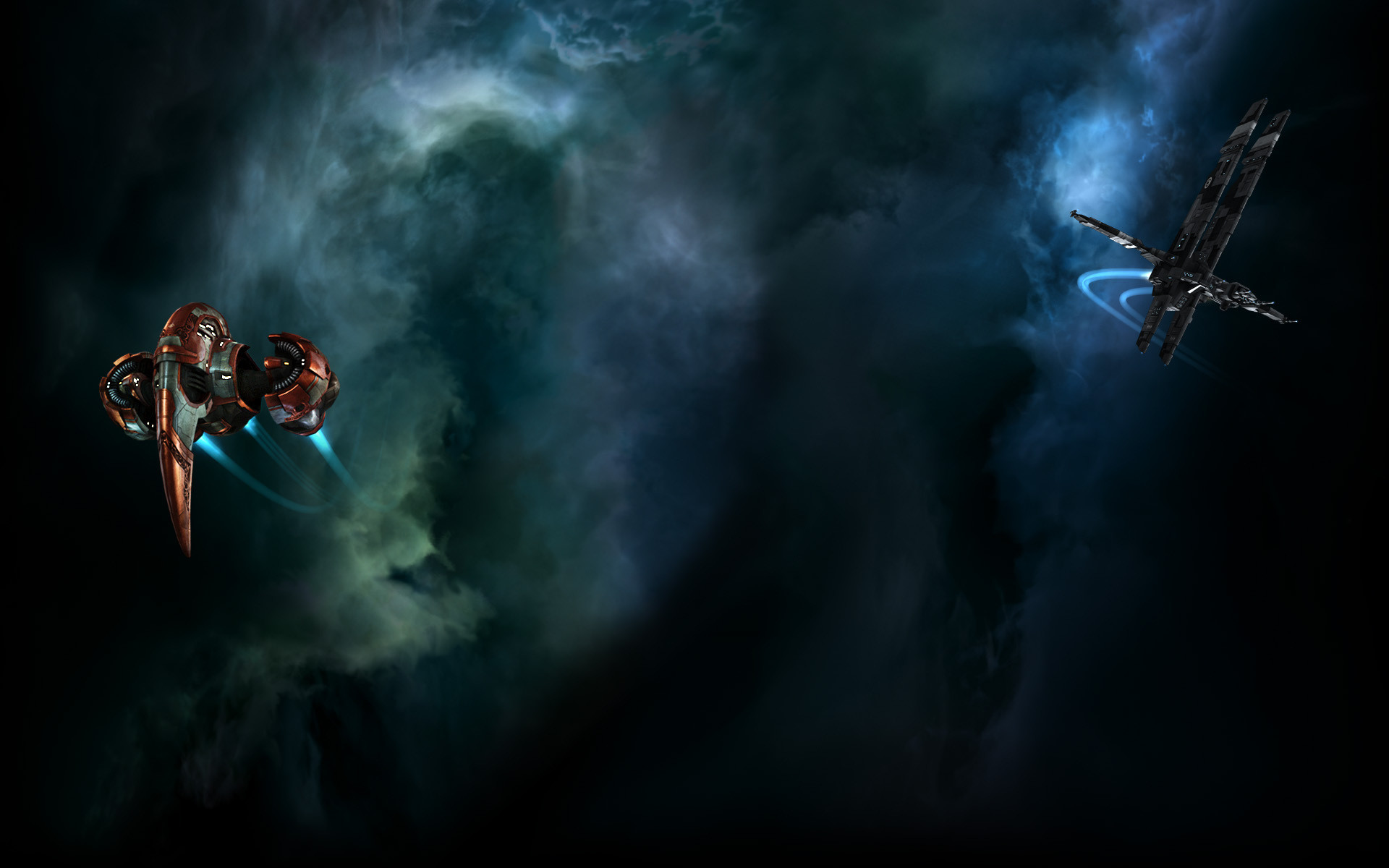 Image – EVE Online Background Wormhole Exploration.jpg | Steam Trading  Cards Wiki | FANDOM powered by Wikia