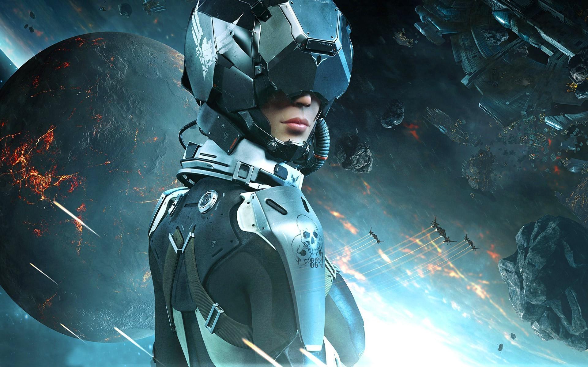 video Games, Digital Art, EVE Online Wallpapers HD / Desktop and Mobile  Backgrounds