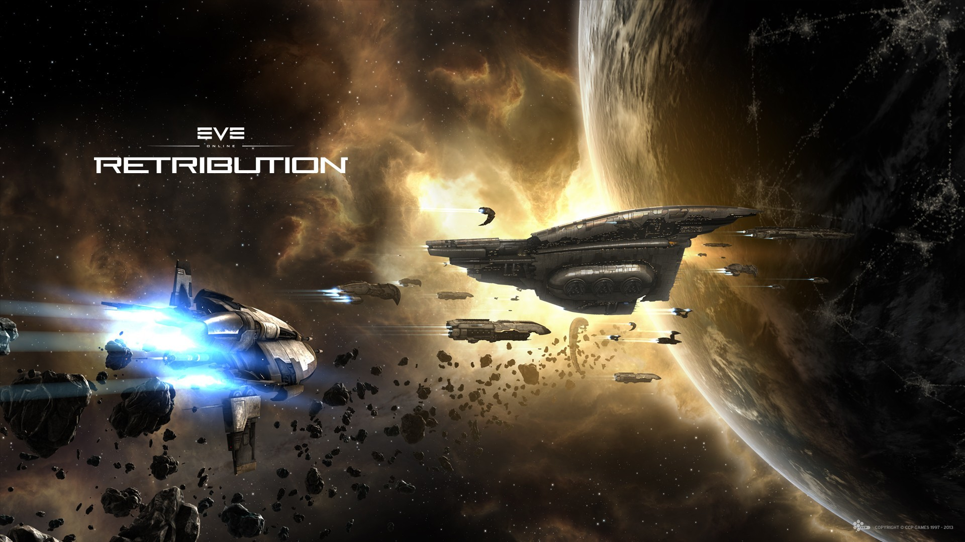 EVE Online, Amarr, Spaceship, Space Wallpapers HD / Desktop and Mobile  Backgrounds