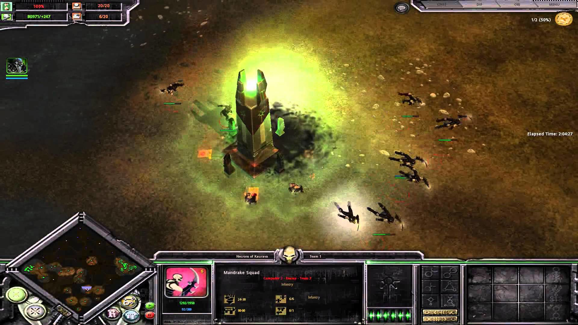 Let's Play Warhammer 40K Soulstorm S28 P3 – What Am I Doing? Dark Eldar!