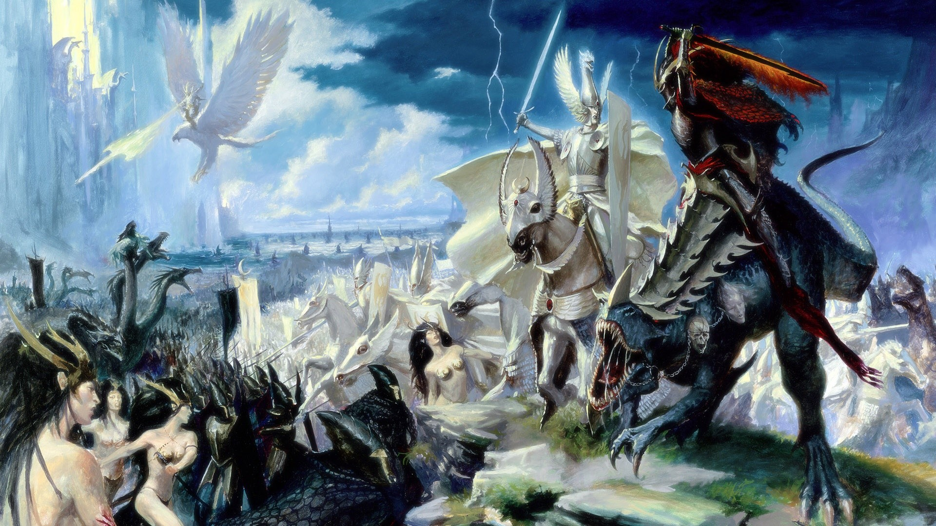 """Search Results for """"warhammer high elves wallpaper"""" – Adorable Wallpapers"""