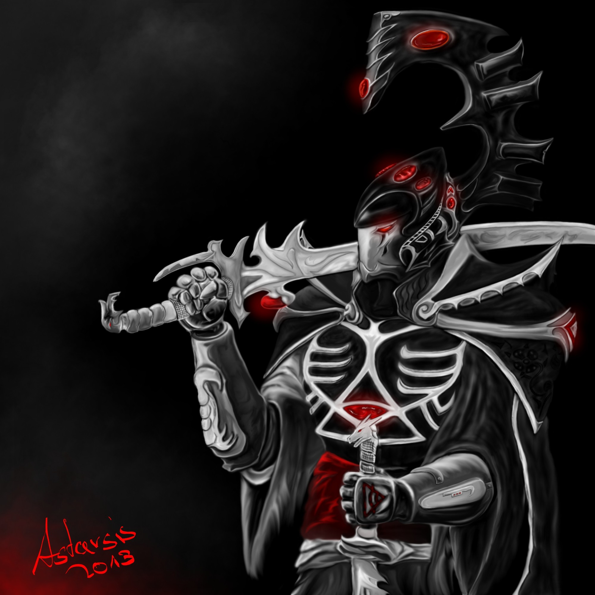 astarsis eldar sword ulthwe