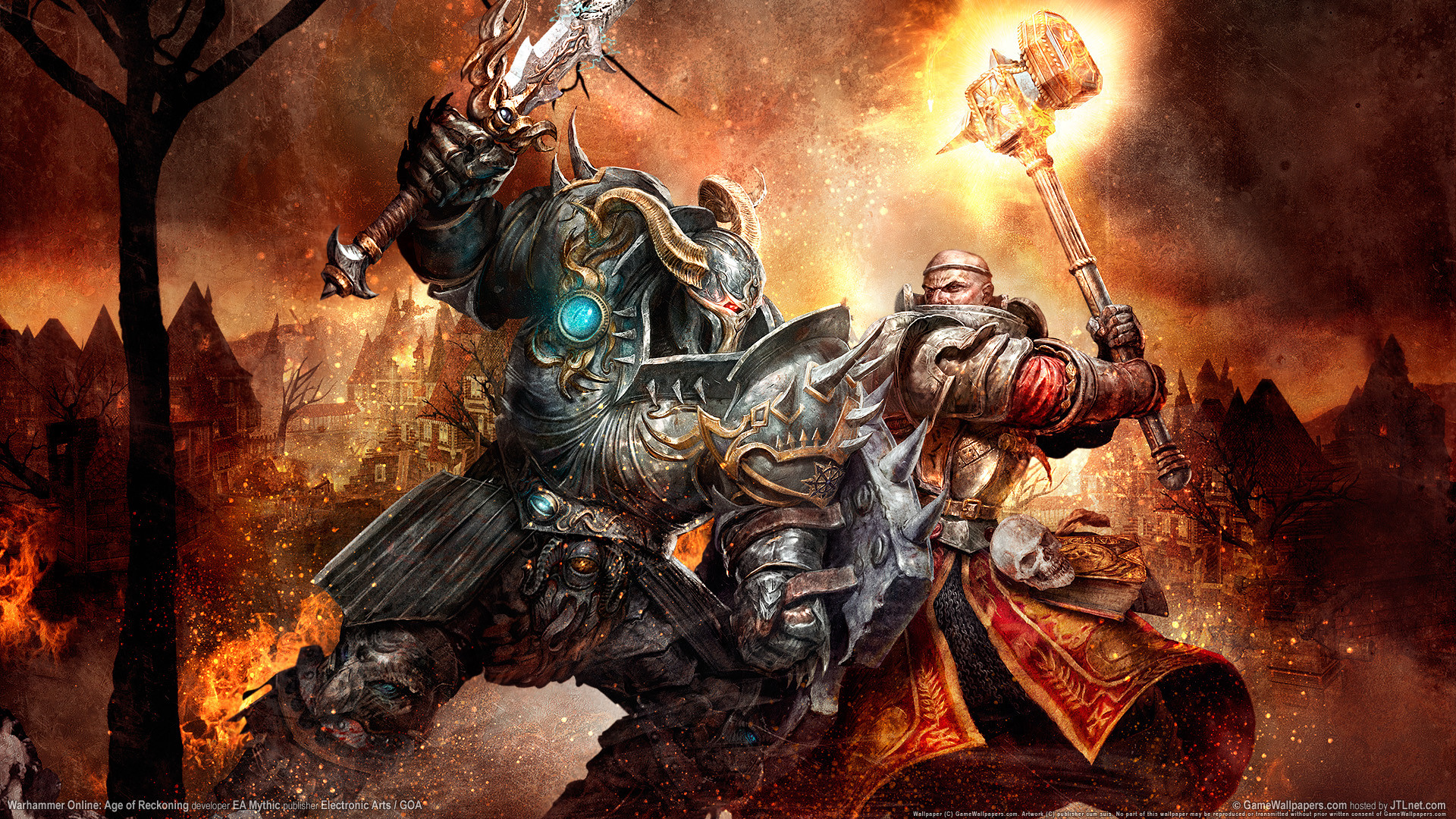 Warhammer Age of reckoning Wallpapers | HD Wallpapers