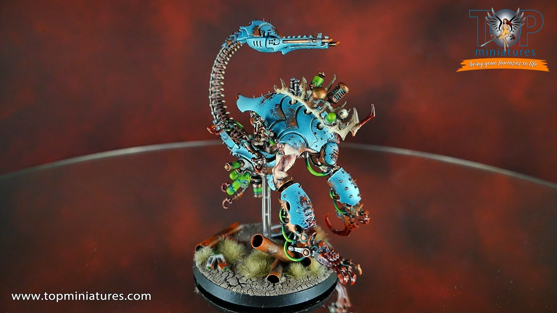 Checkout one awesome model brought to us by hobbimaniac Sorin Trandafirescu.