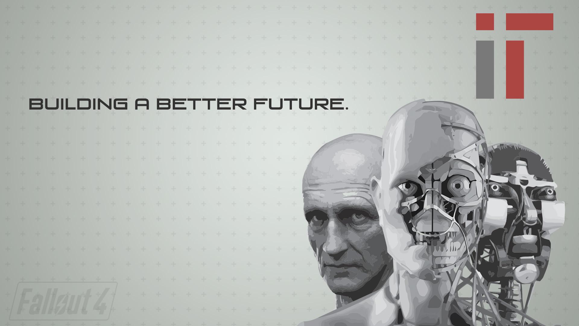 The Institute Fallout 4 Mobile Wallpaper. Click to View Fullscreen. Click  to View Fullscreen