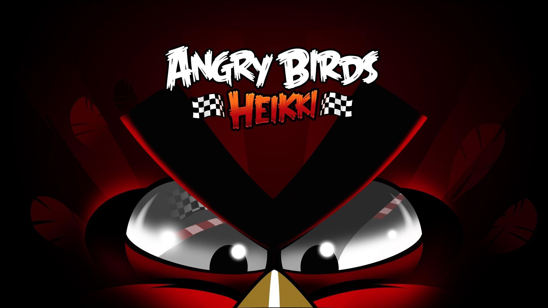 Angry Birds Heikki Wallpaper 1