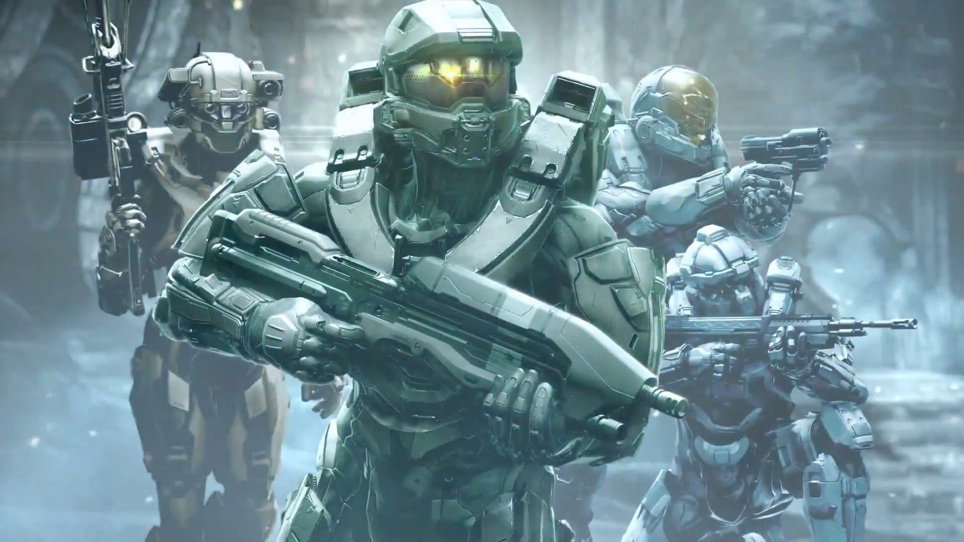 Halo 5 Guardians – Master Chief vs Spartan Locke Teaser Trailer (Xbox One  Exclusive) – YouTube