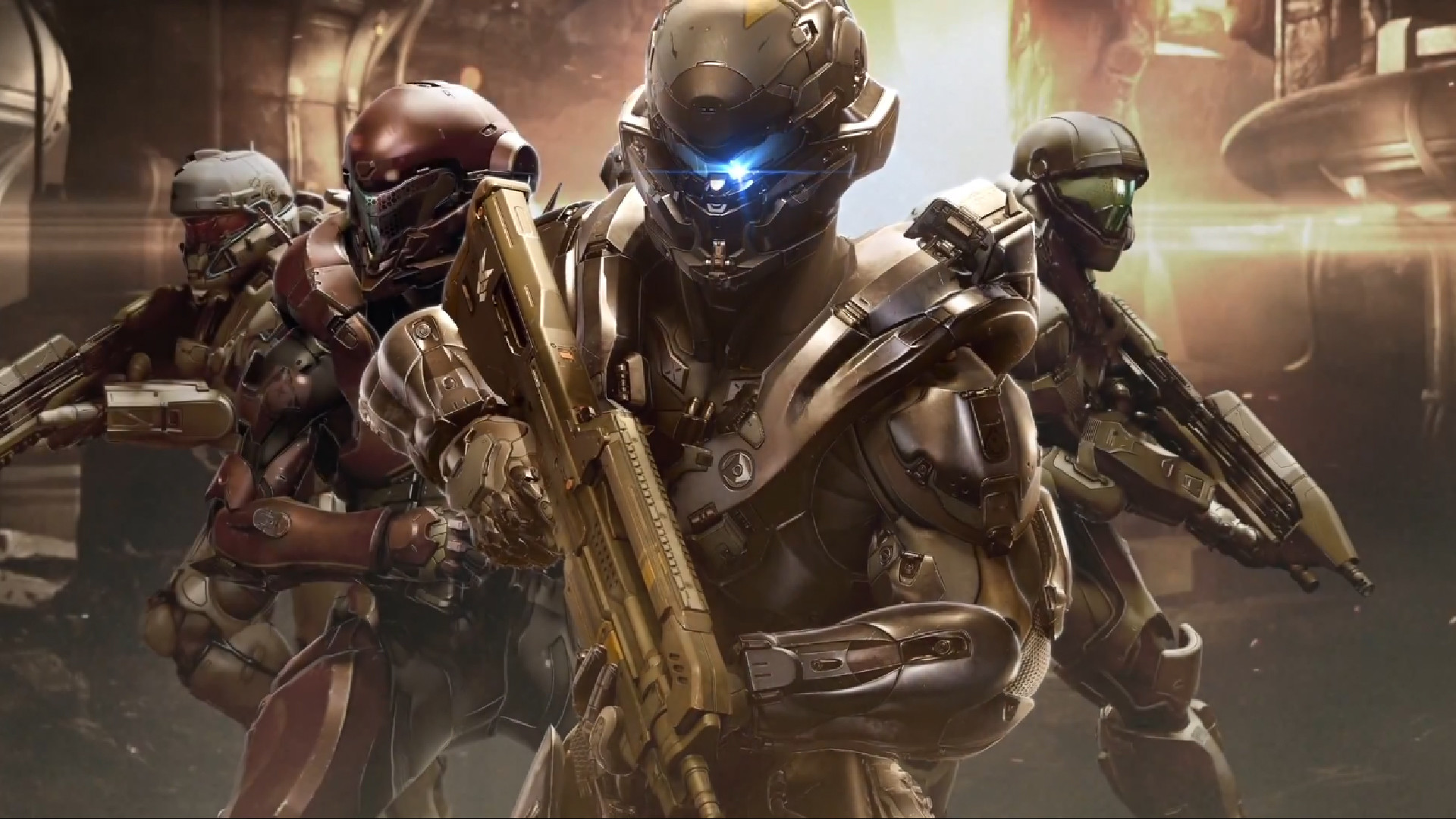 Halo 5: Guardians   Wallpapers from the Animated Poster