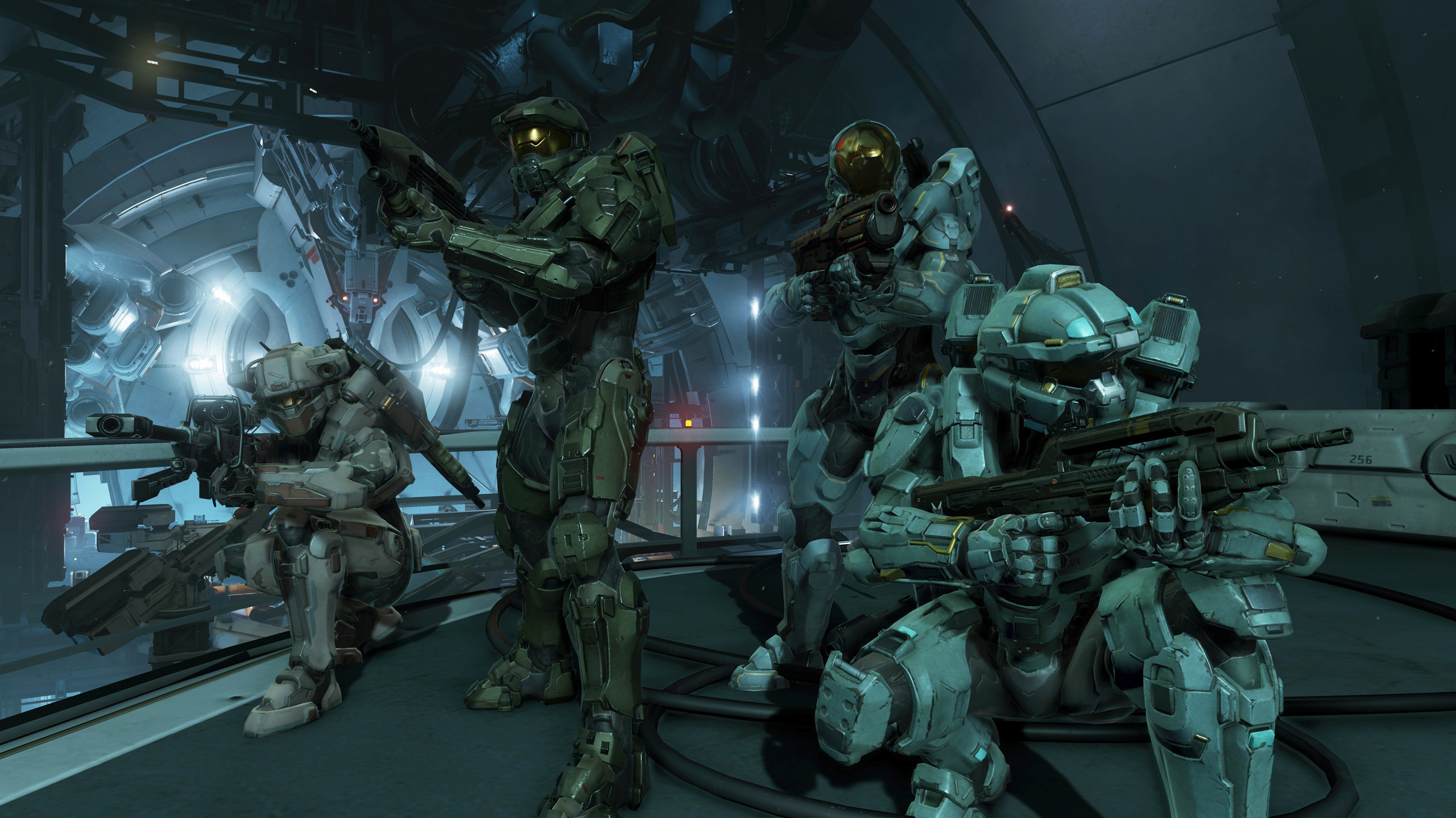Blue Team in Halo 5: Guardians