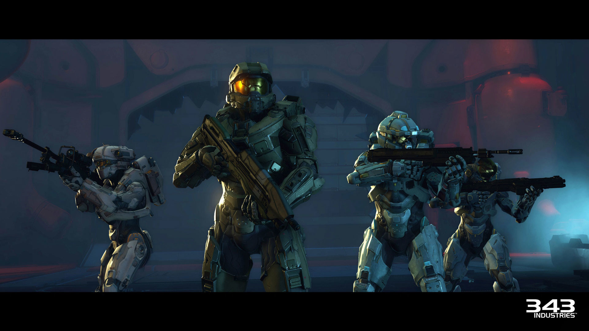 Two Distinct Teams. With Halo 5: …