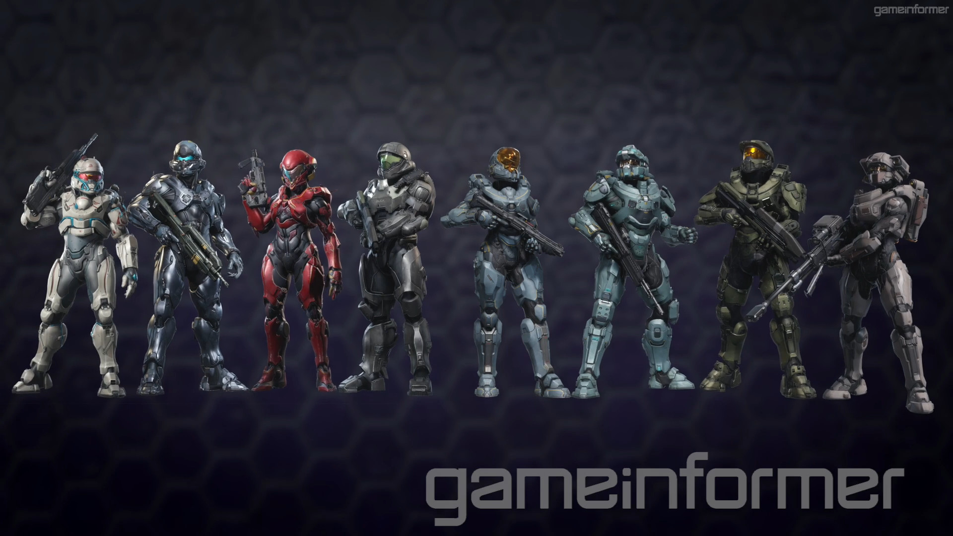 Halo 5 Guardians Playable Characters by bulletreaper117 on DeviantArt