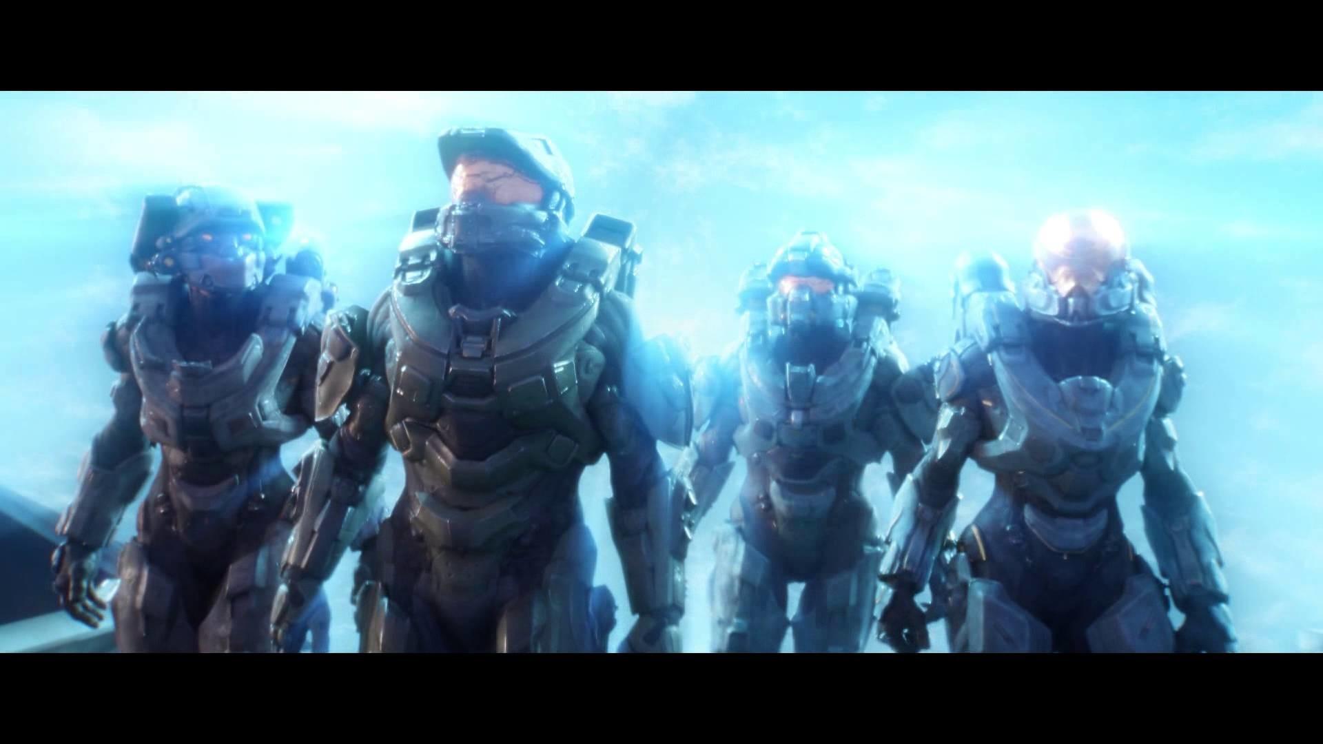 Halo 5: Guardians – Mission 15: Fireteam Osiris Saves Masterchief & Blue  Team Cutscene Xbox One