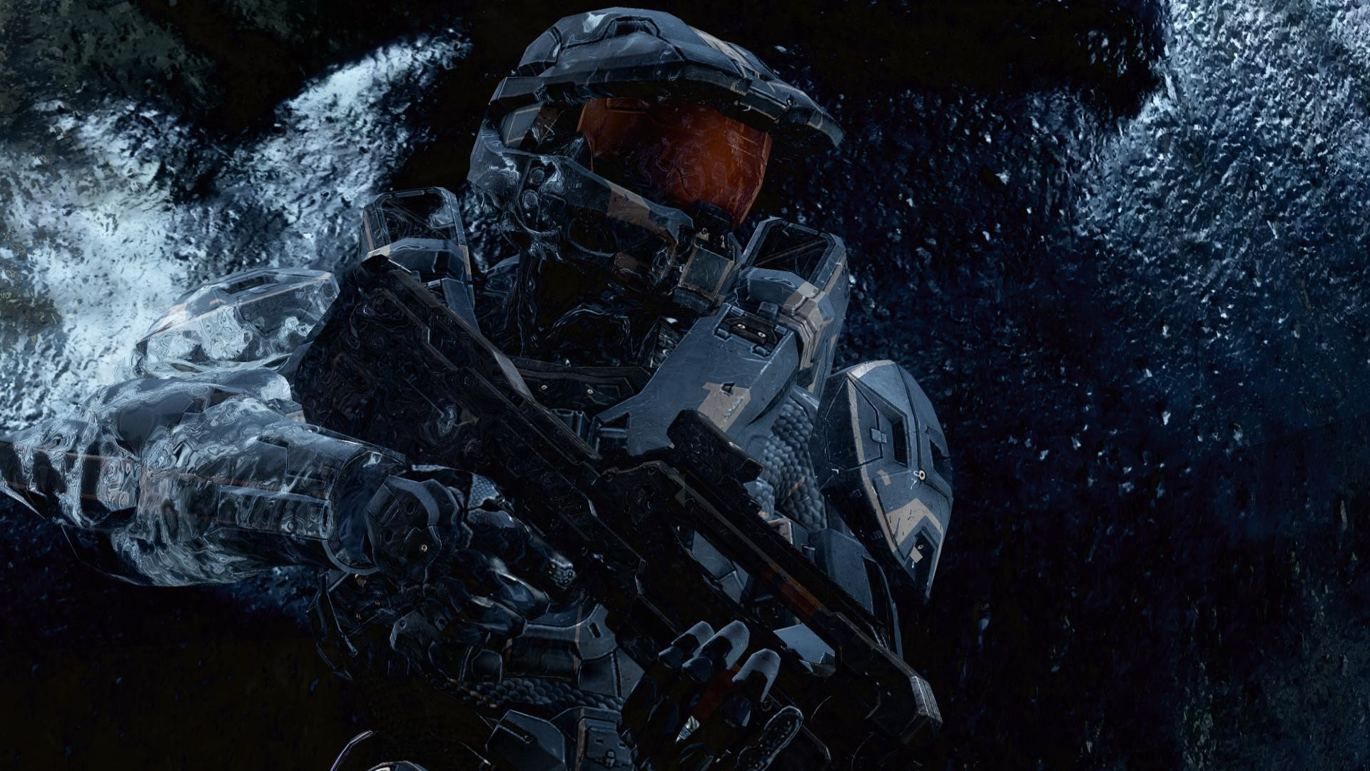 Halo 5 Blue Team Wallpaper – WallpaperSa.
