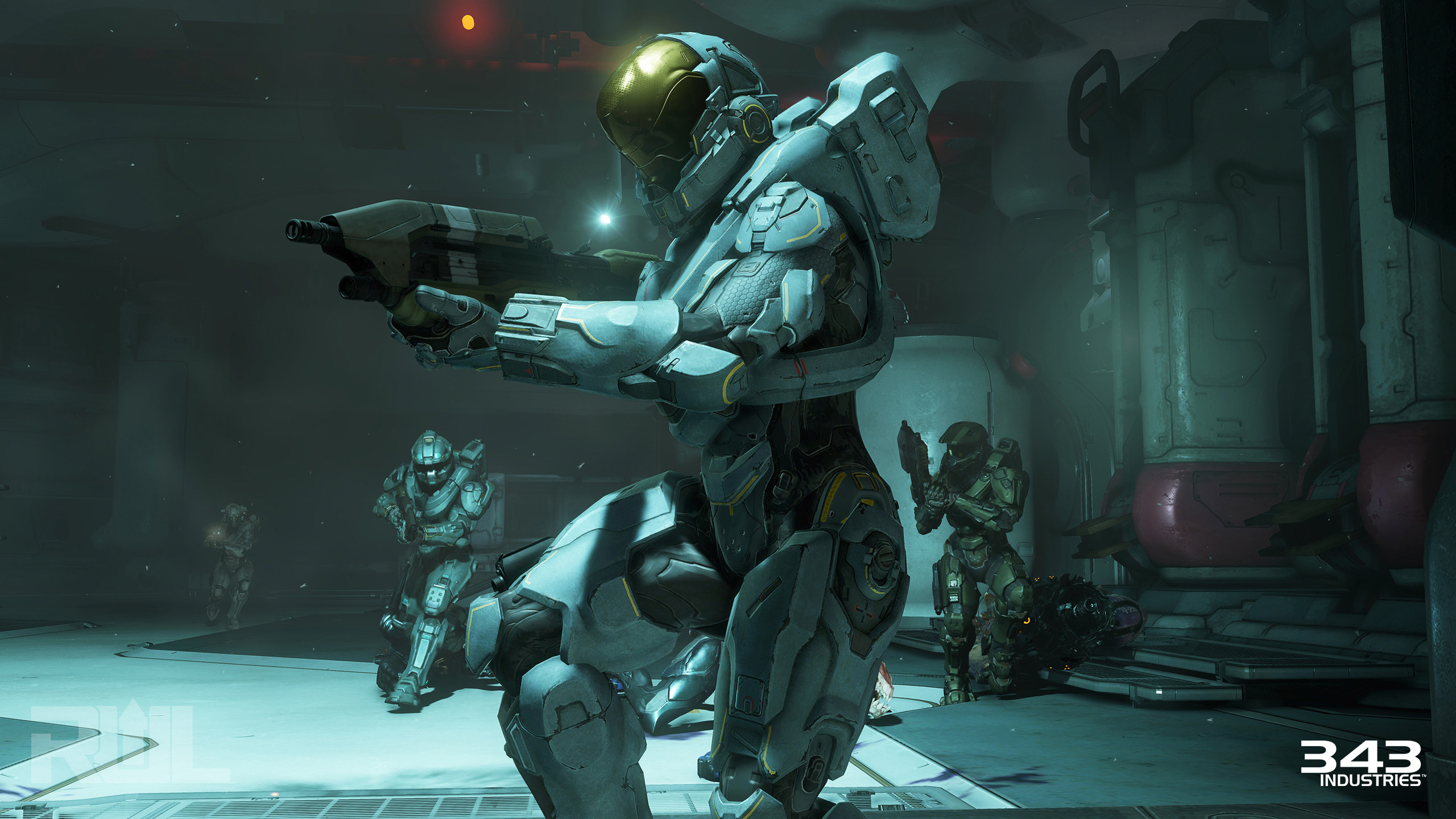 Halo 5 Guardians: Watch The Blue Team Opening Cinematics