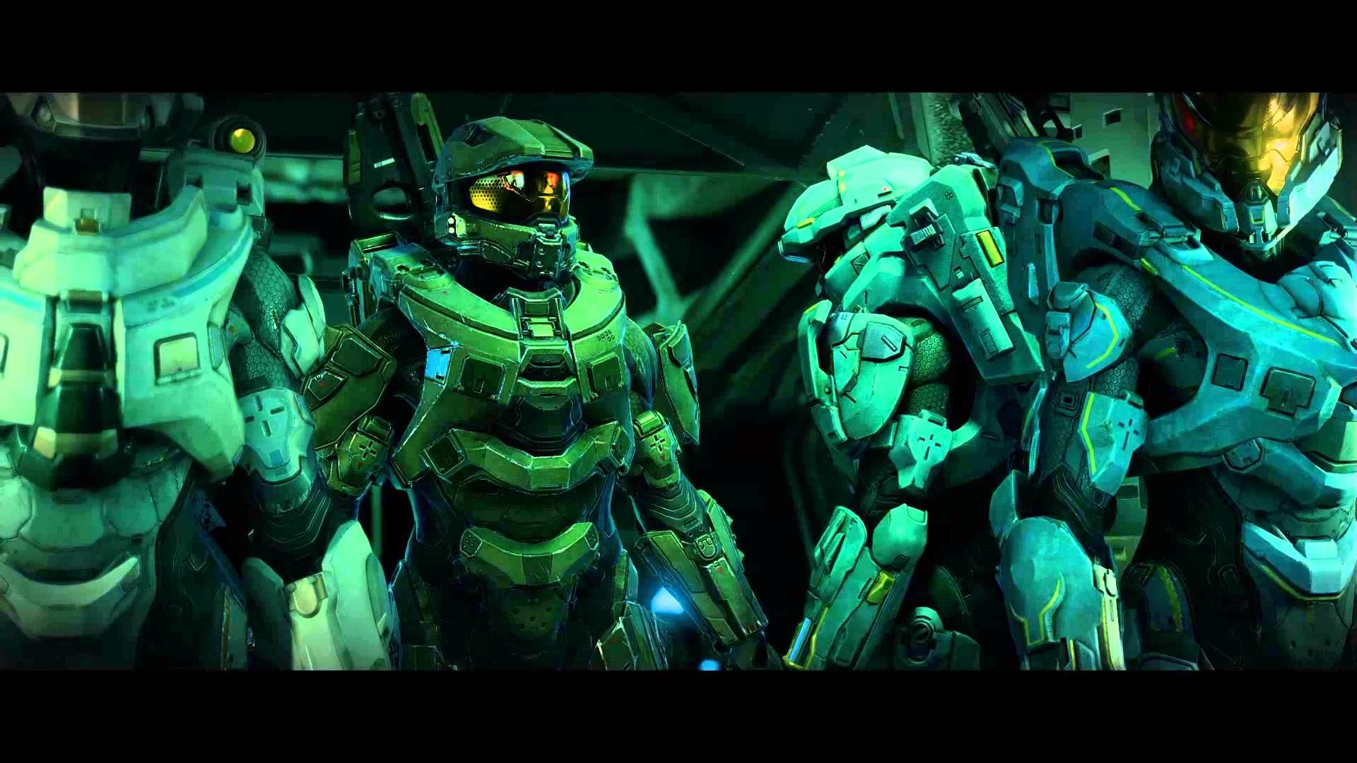 Halo 5: Guardians – Blue Team Opening Cinematic