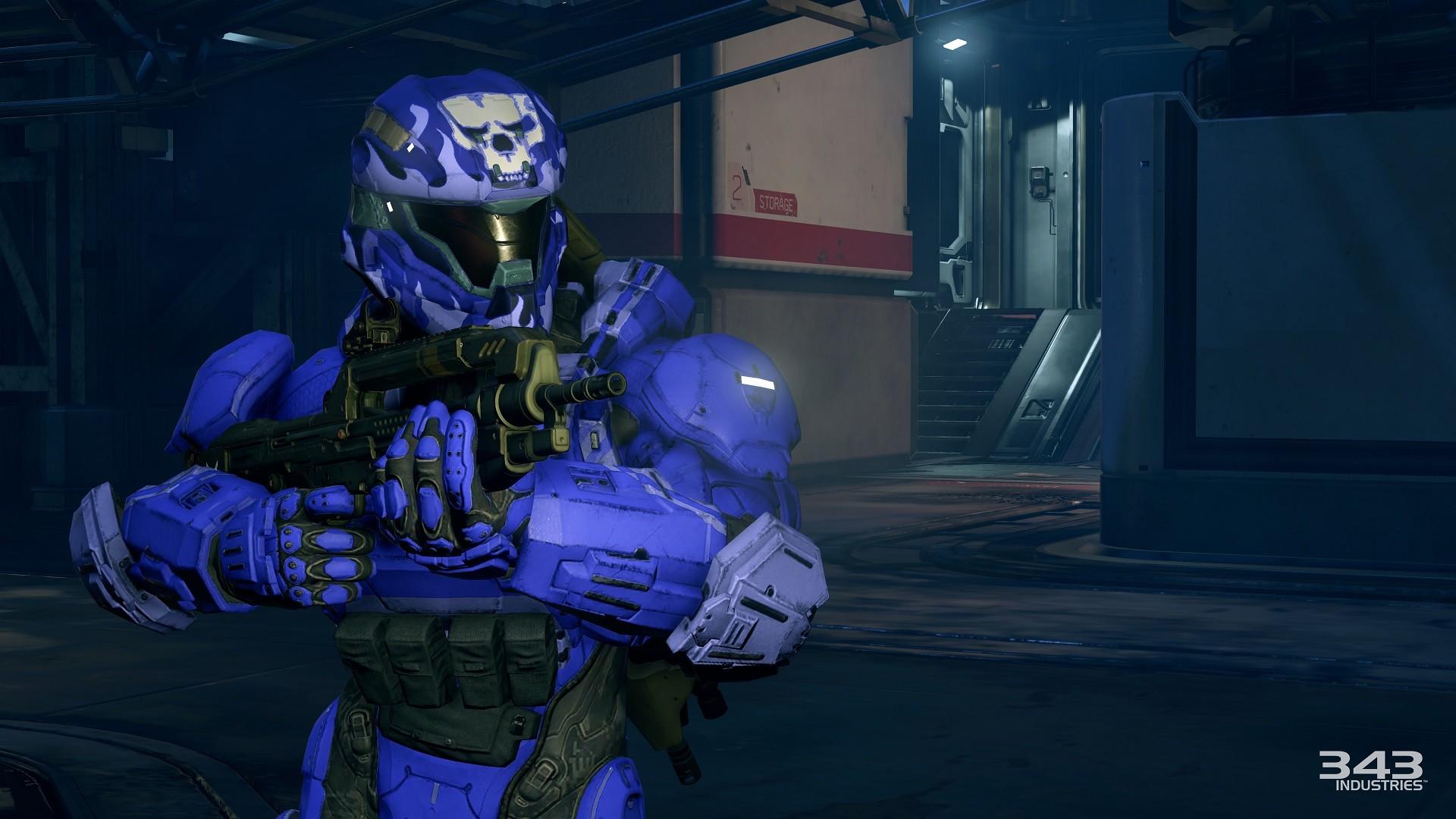 Halo 5 Guardians Empire 1