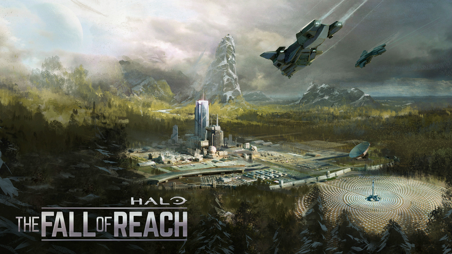 Halo: The Fall of Reach – Media Gallery