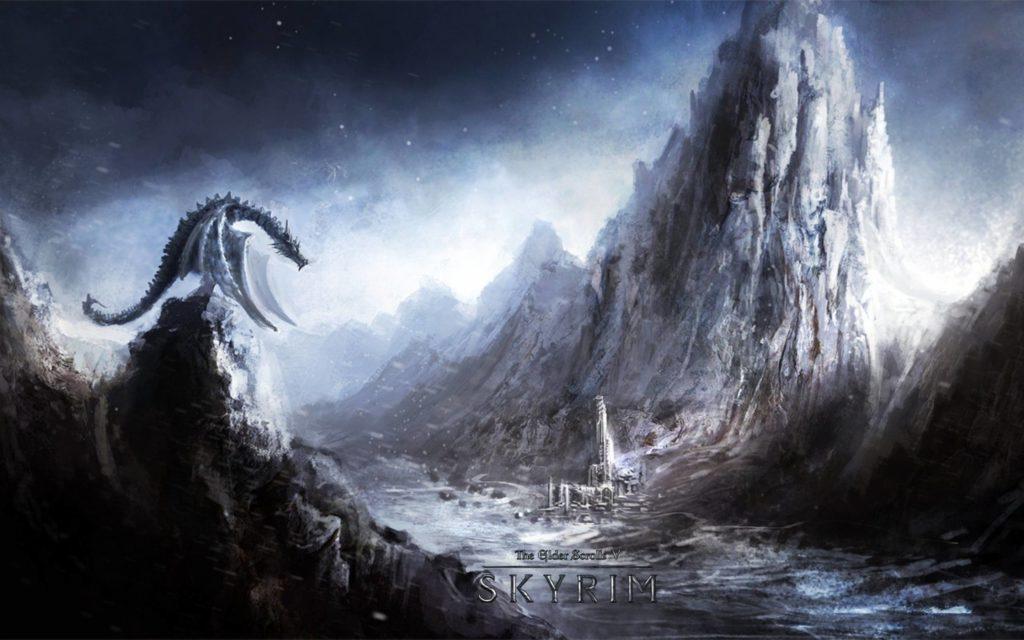 Skyrim Dragon Wallpapers – Full HD wallpaper search