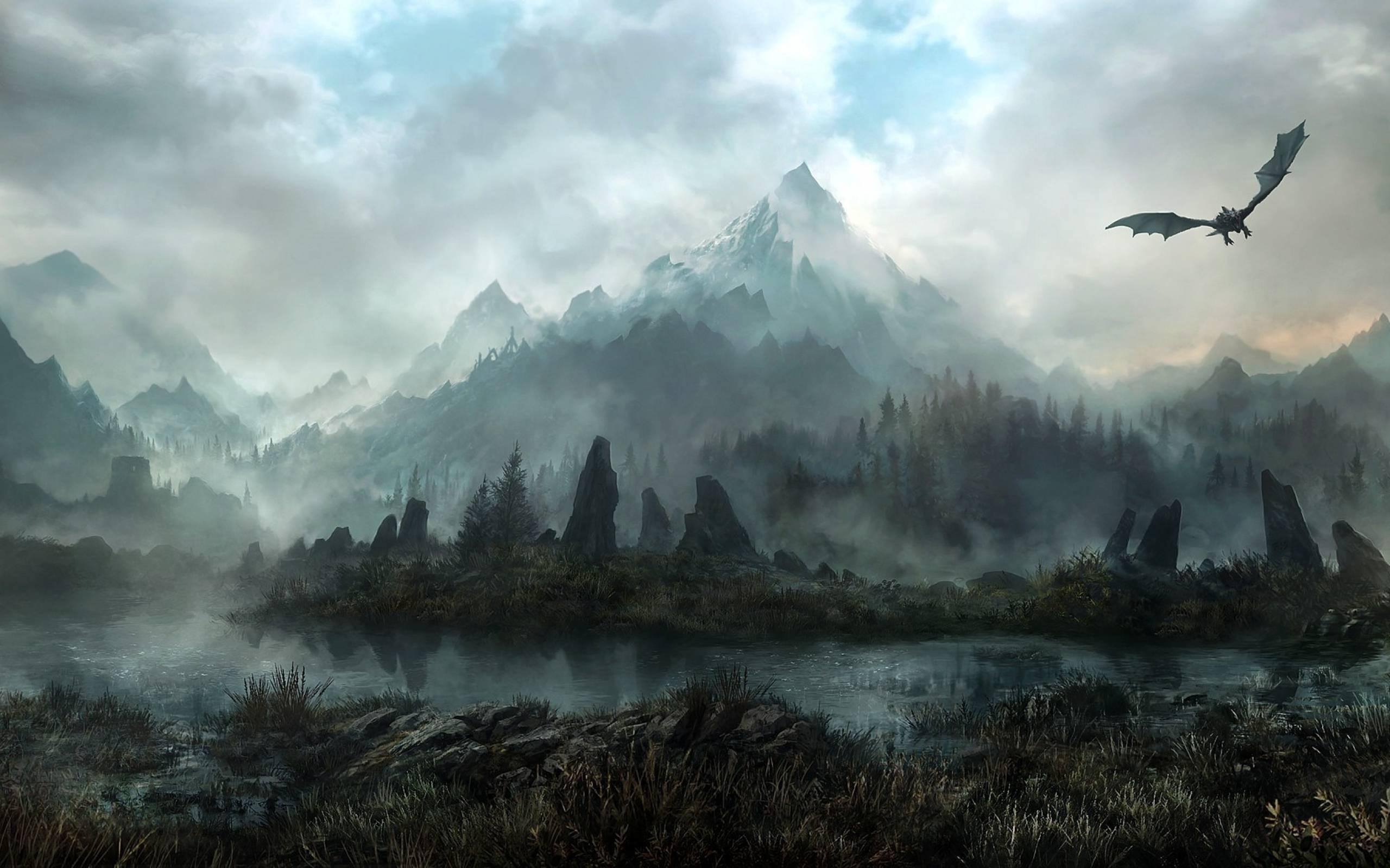 Skyrim Desktop Backgrounds – Wallpaper Cave