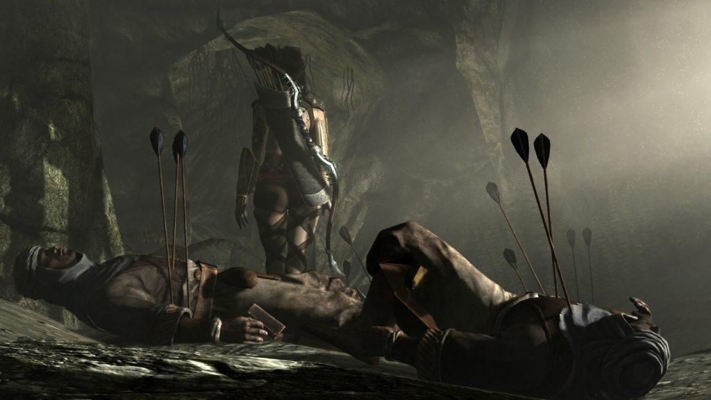 The Elder Scrolls V: Skyrim Wallpapers HD / Desktop and Mobile Backgrounds