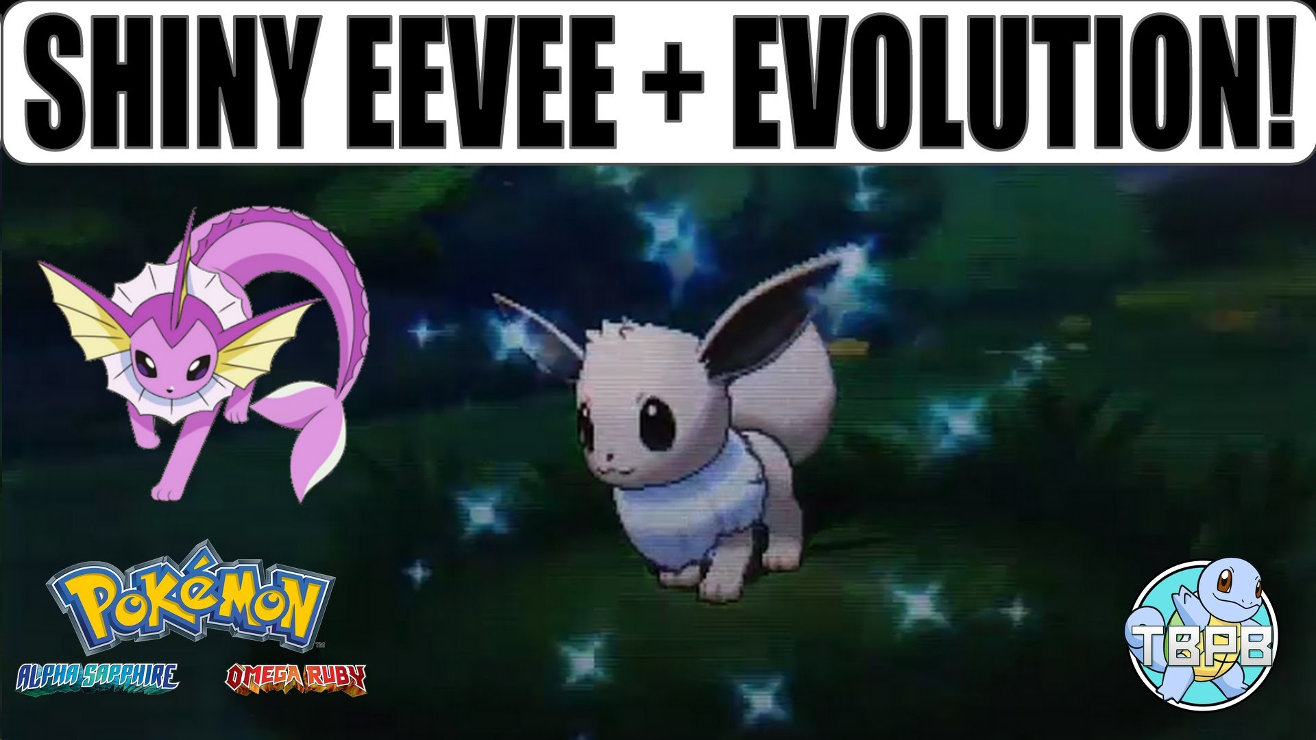 [LIVE] Shiny HA EEVEE + Evolution on 162 Dexnav Chain! Shiny in every route  [EP. 14] | ORAS
