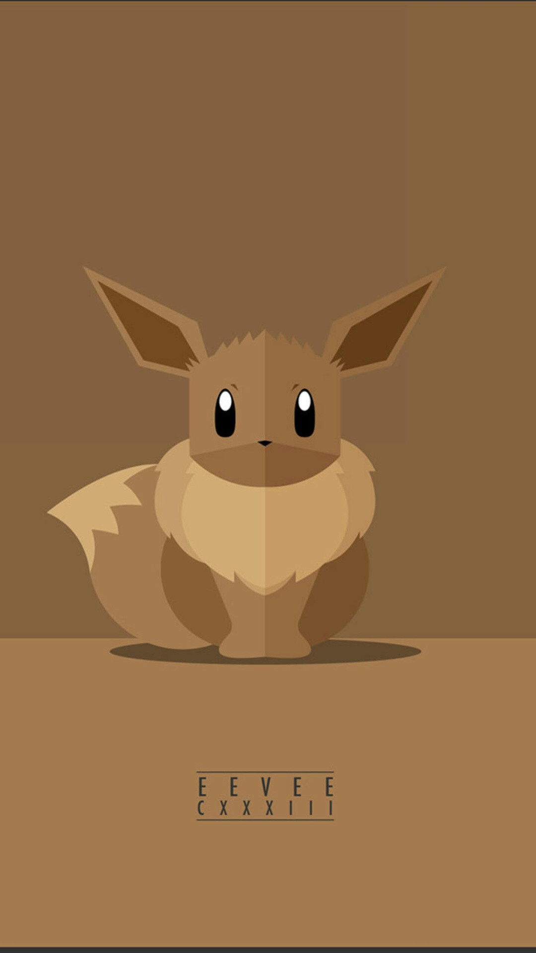 Deviant Art user Weaponix has created a series of minimalistic posters  depicting the different evolved forms of Eevee. For the uninitiated,.