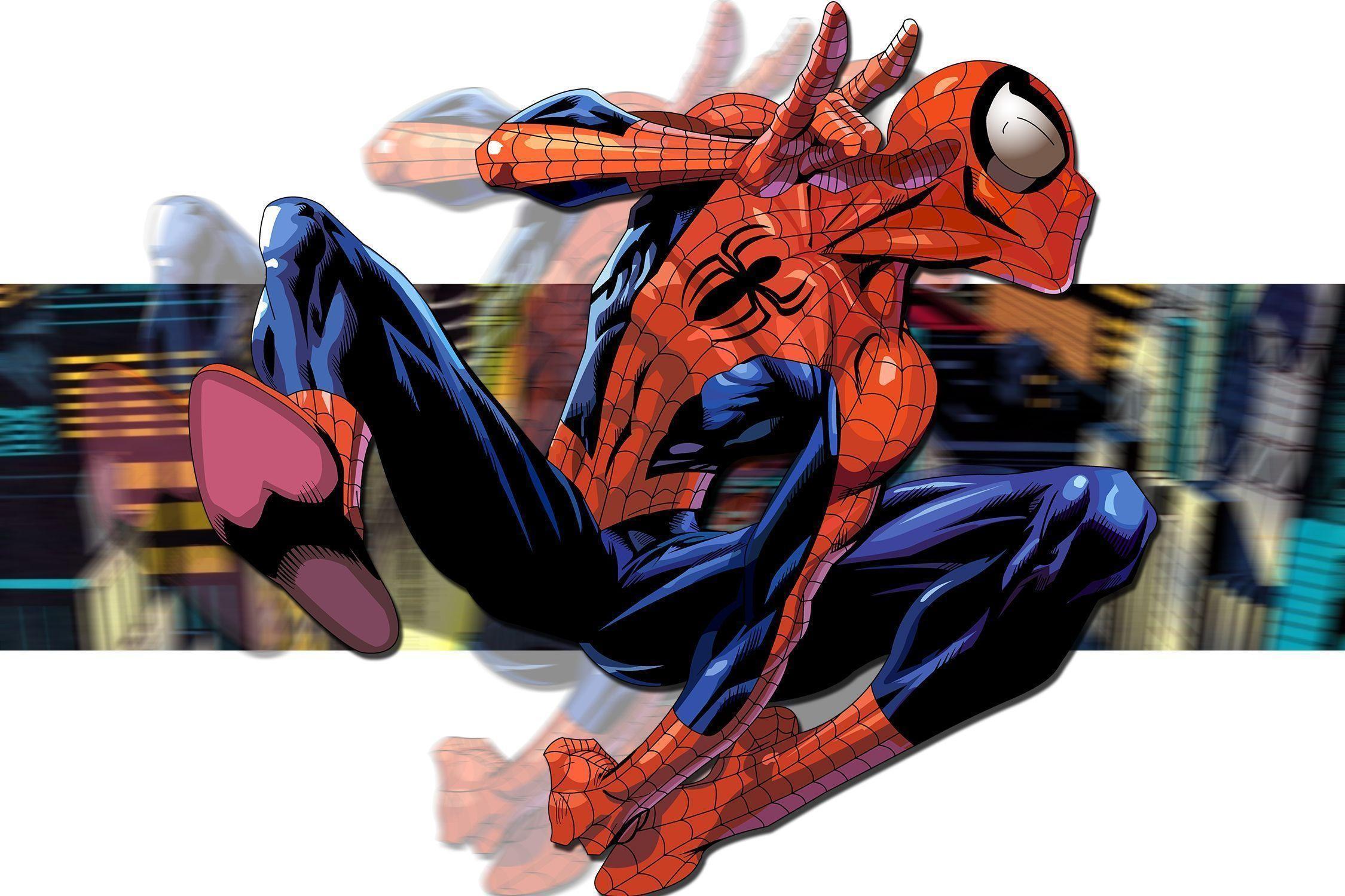 Ultimate Spider Man iPhone Wallpaper – WallpaperSafari