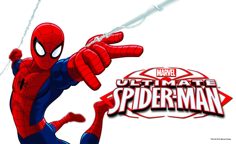 Ultimate Spider-Man (Wallpaper) – Superheroes Wallpaper