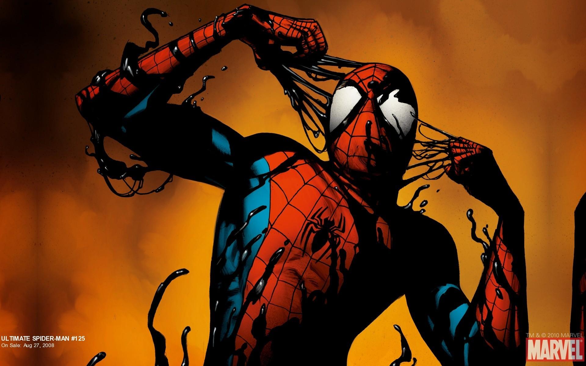 Ultimate Spider-Man #125 Wallpaper