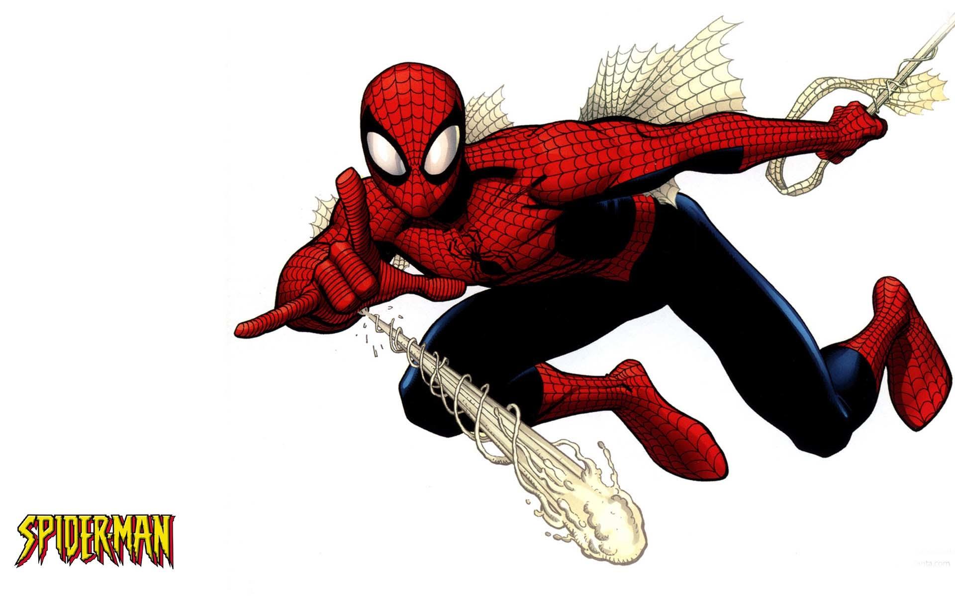 Spiderman Cartoon HD Wallpaper | HD Wallpapers Free Download
