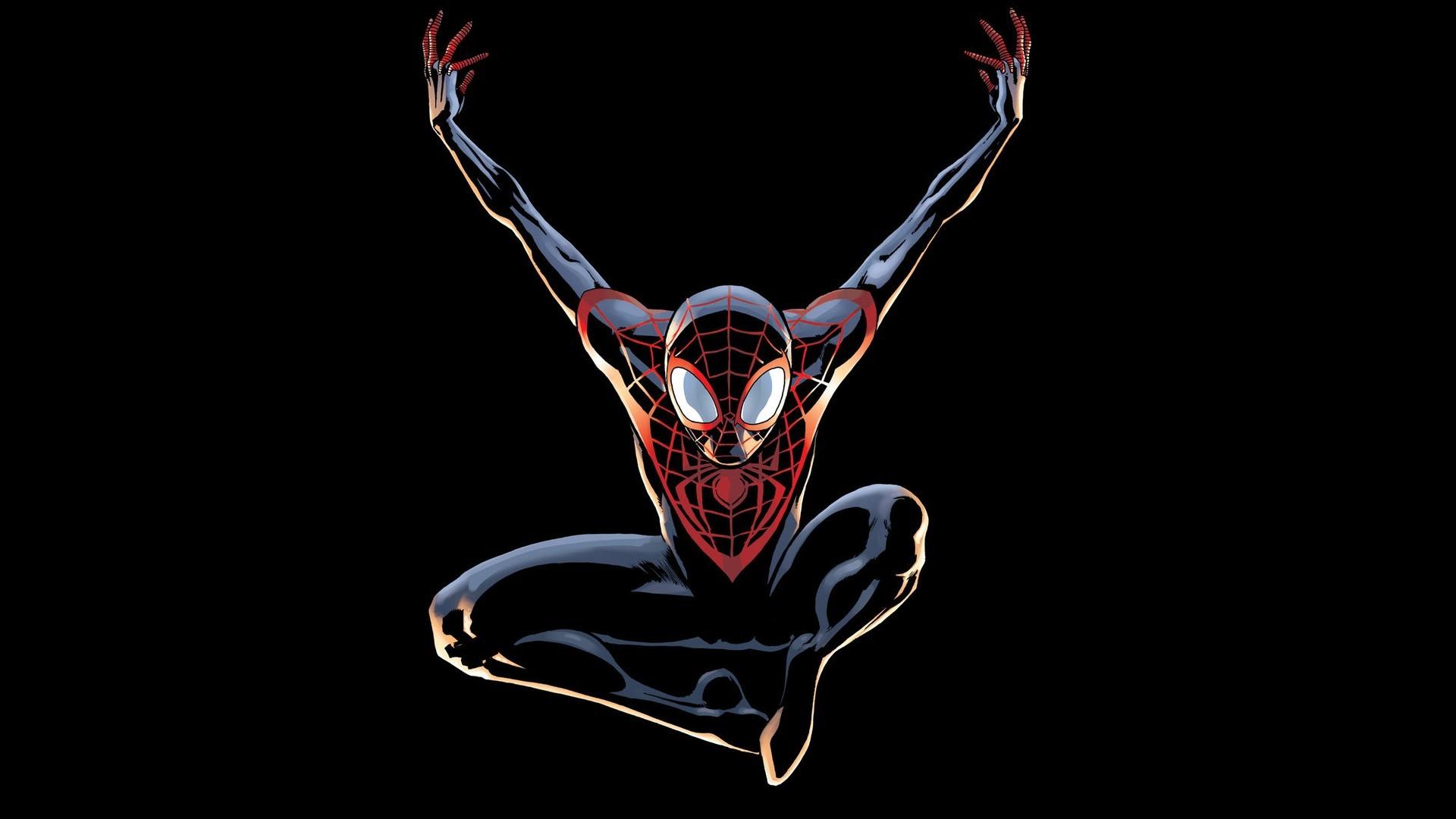 Comics – Ultimate Spider-Man Wallpaper