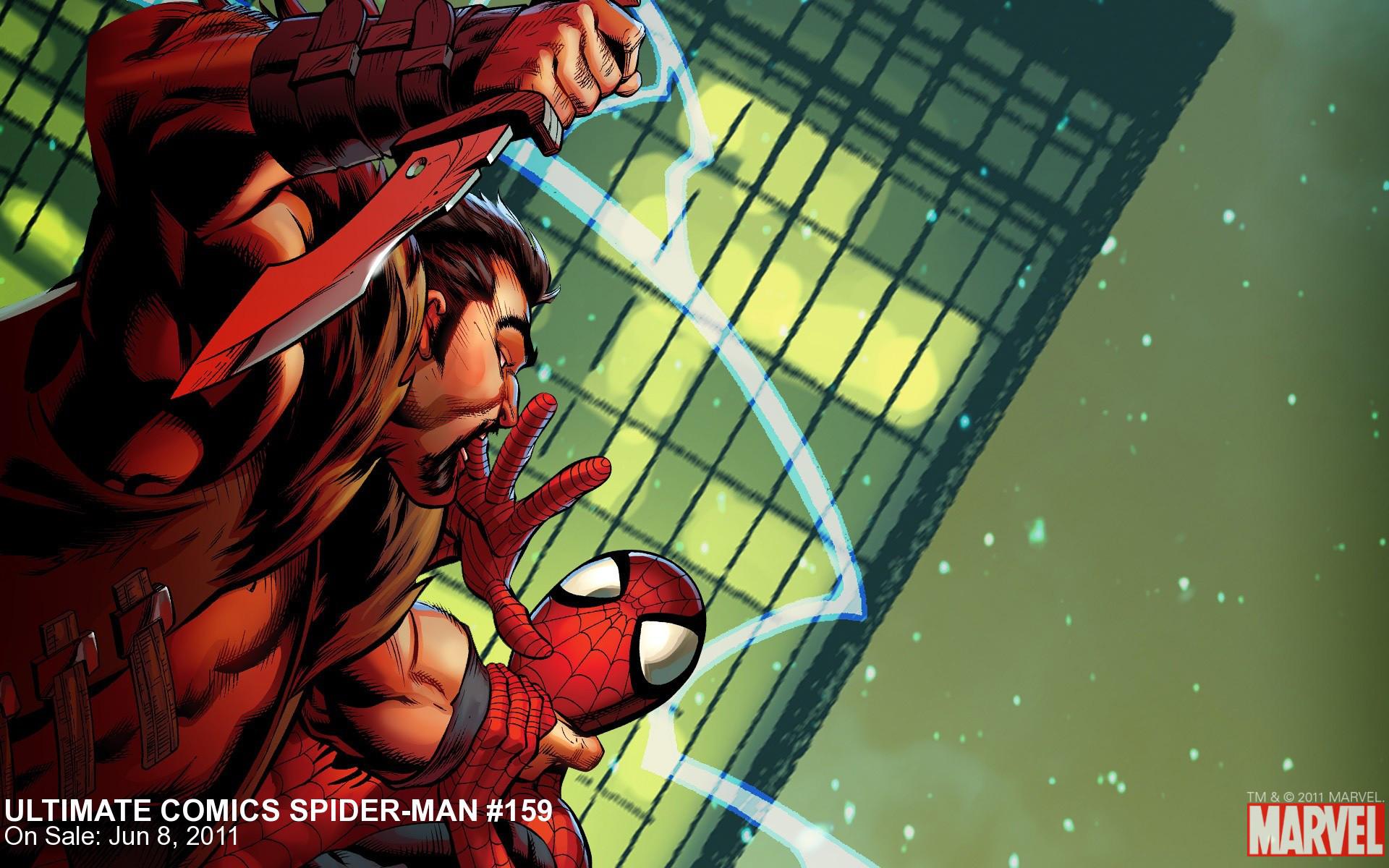 Ultimate Spider Man HD Wallpaper – WallpaperSafari