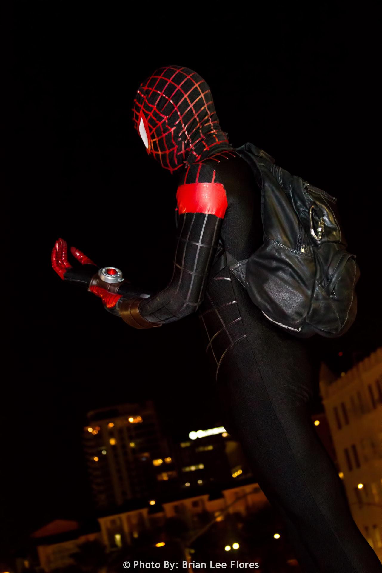 Spider-Man – Miles Morales Ultimate Spider Man Wallpaper Miles
