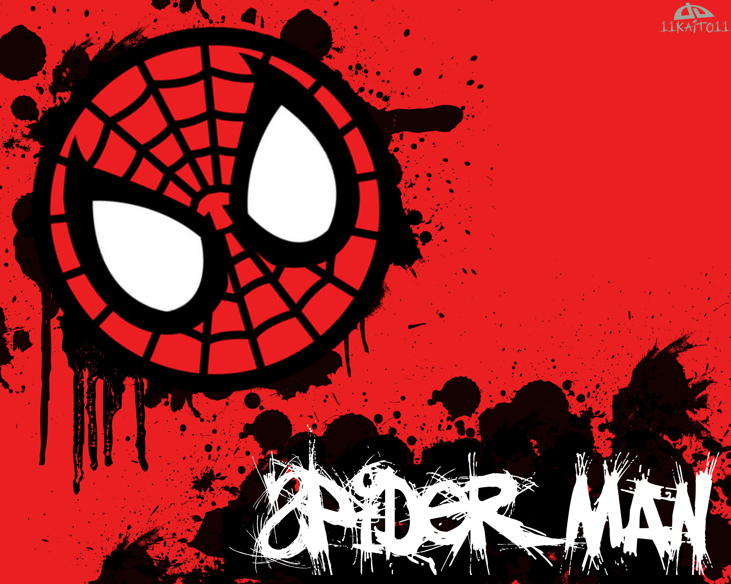 … Spider-Man (Wallpaper 3) by 11kaito11
