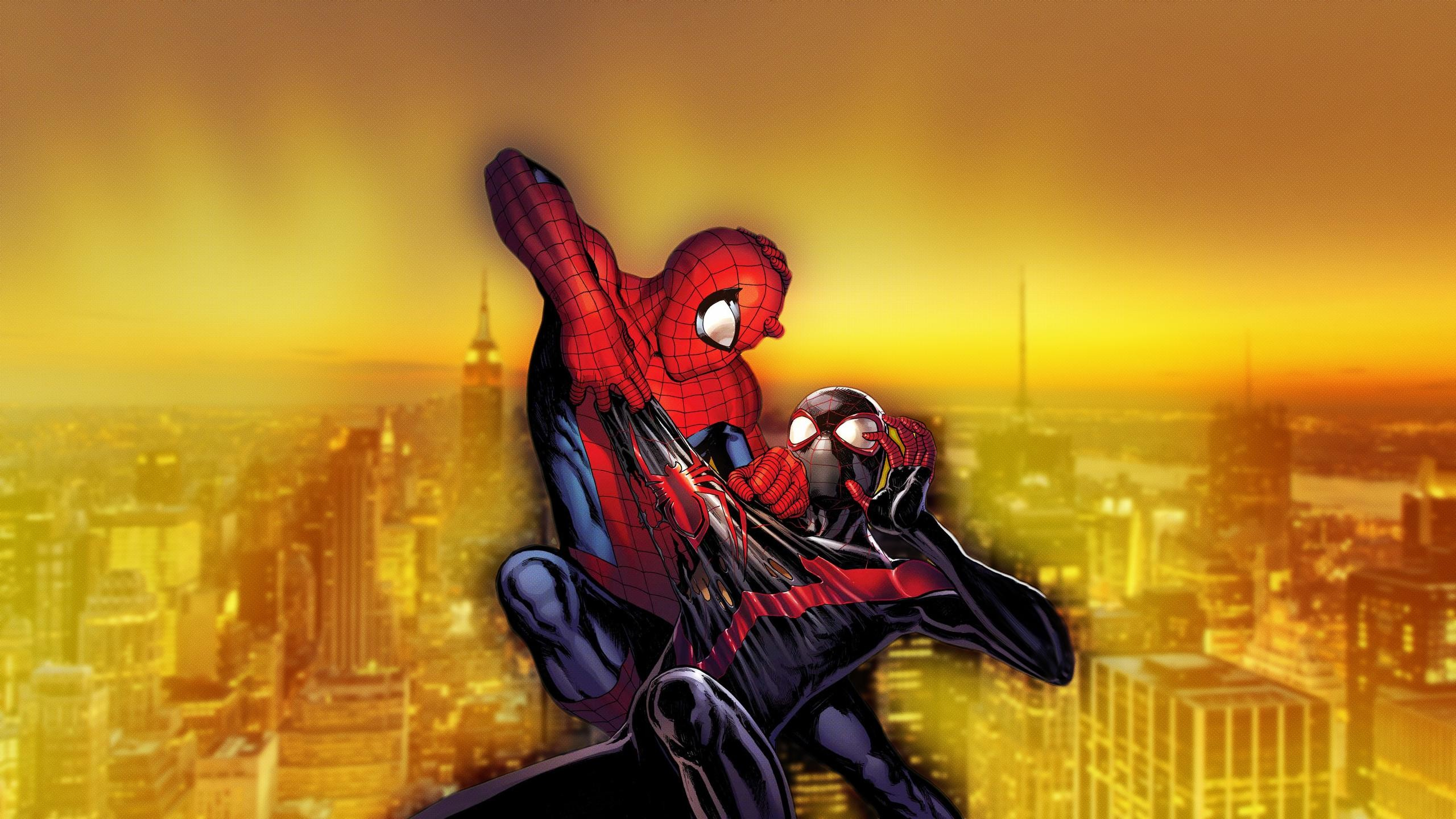 [1440p] Spiderman & Spiderman Wallpaper …